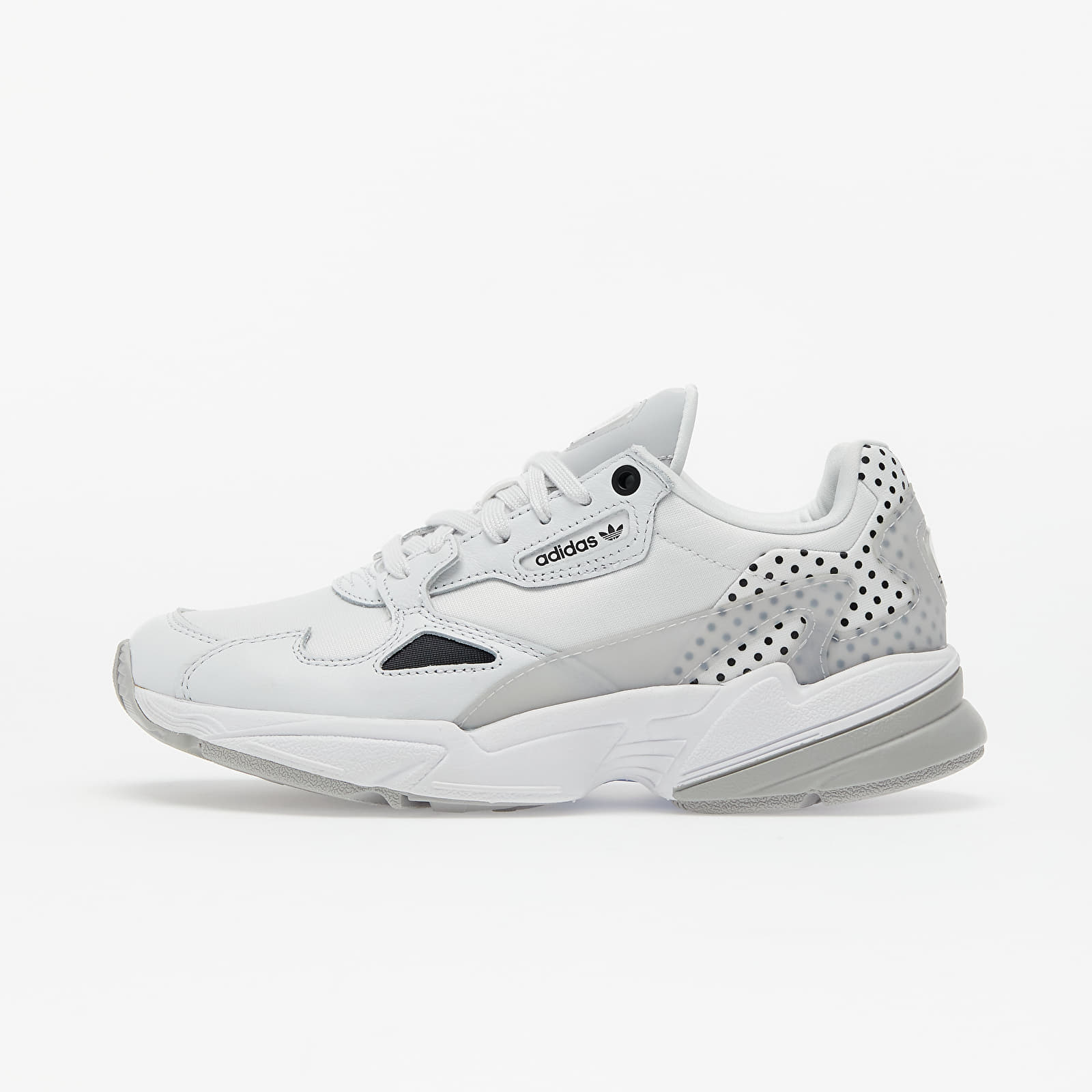 adidas Falcon W Crystal White/ Core Black/ Grey Two EUR 37 1/3