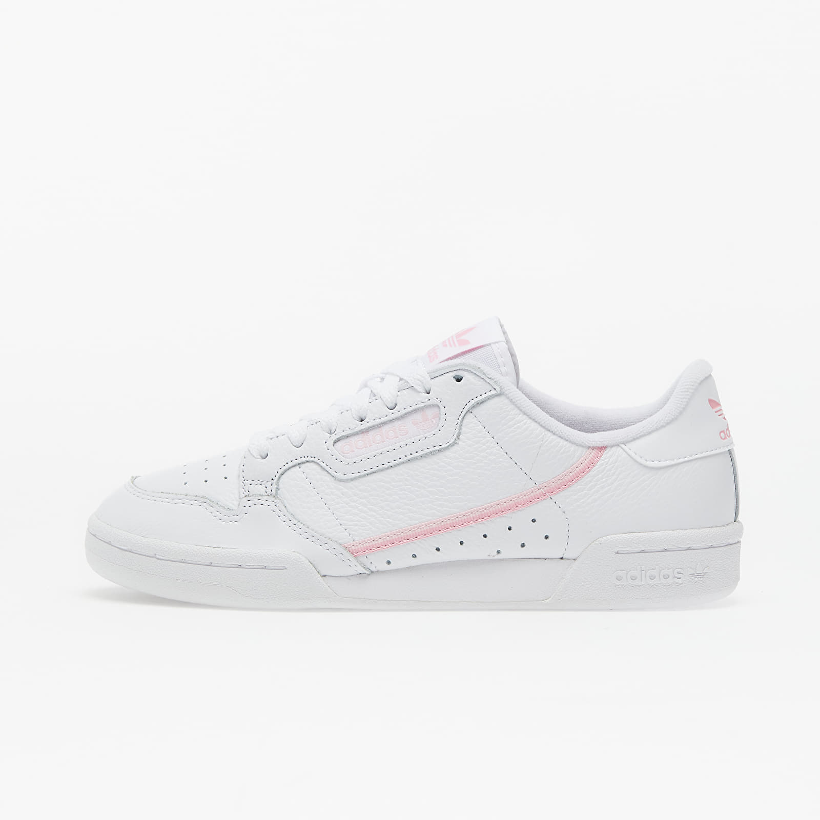 Women's shoes adidas Continental 80 W Ftw White/ True Pink/ Clear Pink