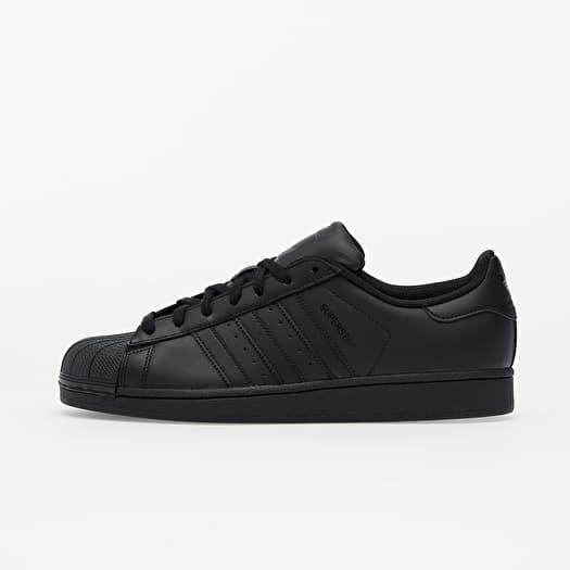 adidas Superstar Core Black/ Core Black/ Core Black   Footshop