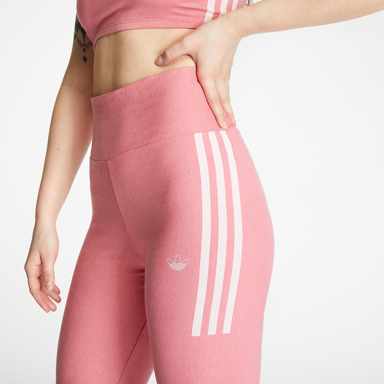Leggings adidas Fakten Tights Hazy Rose Mel/ White