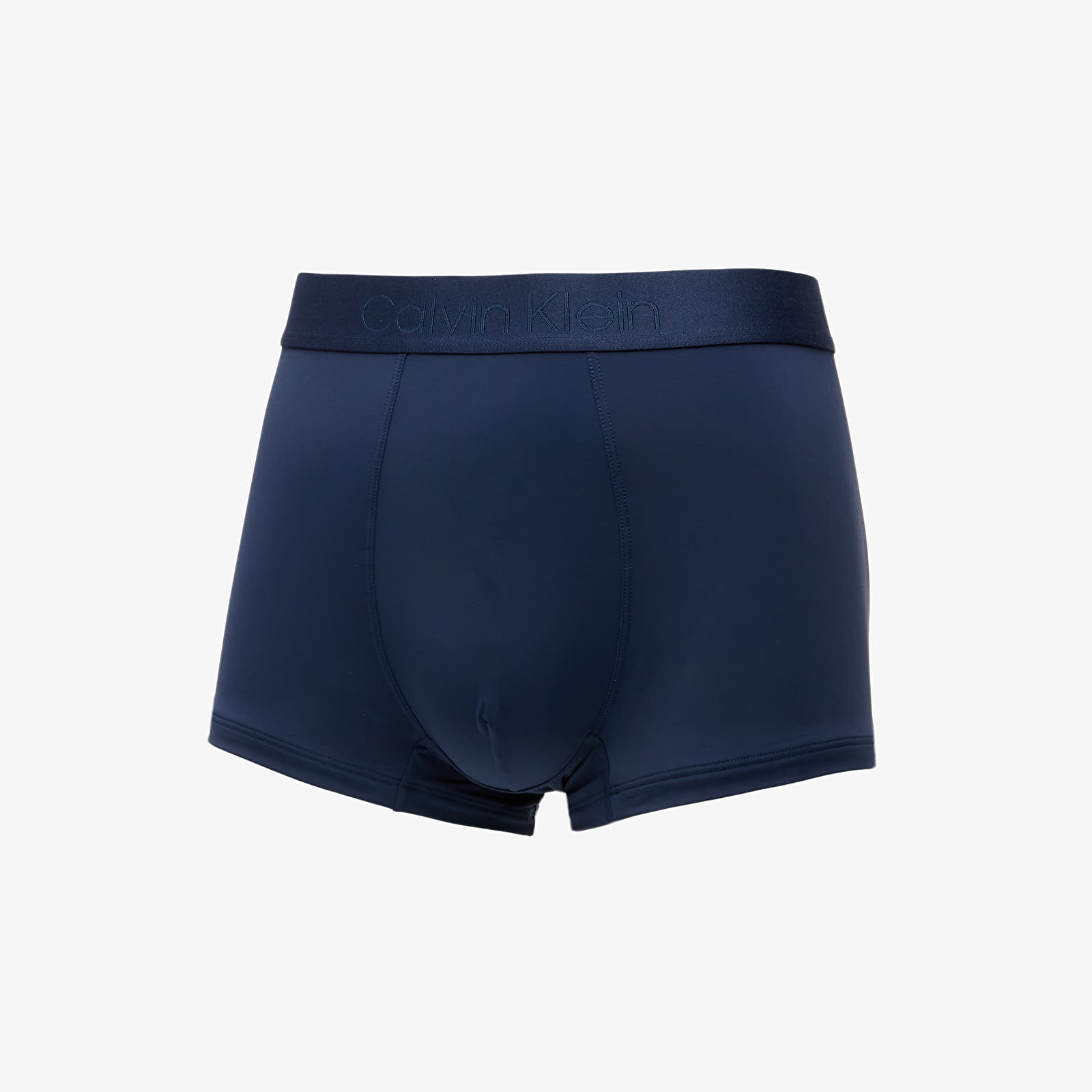 Boxer Calvin Klein Low Rise Trunk Blue Shadow