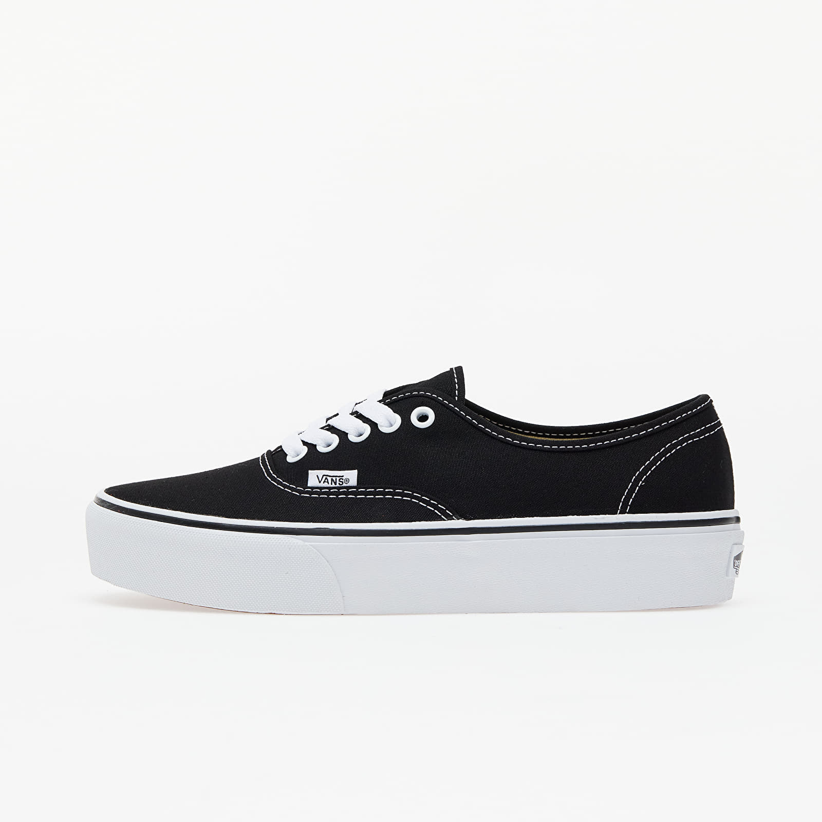 Chaussures et baskets femme Vans Authentic Platform 2.0 Black