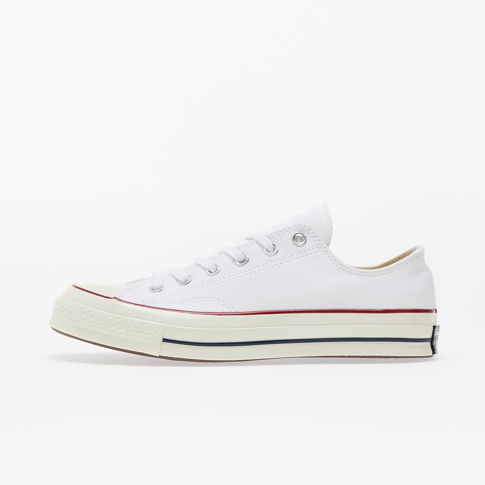 Men's shoes Converse Chuck Taylor All Star 70 Ox White/ Garnet/ Egret