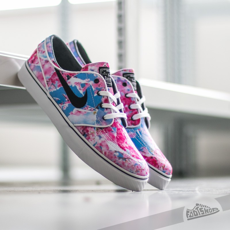 9d582c575 Nike Zoom Stefan Janoski CNVS Premium Dynamic Pink  Black-White-Gum Light  Brown