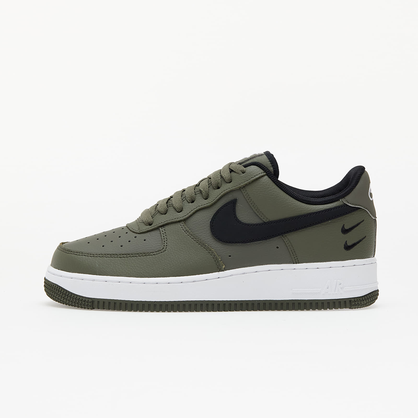 Nike Air Force 1 '07 Twilight Marsh/ Black-White EUR 41