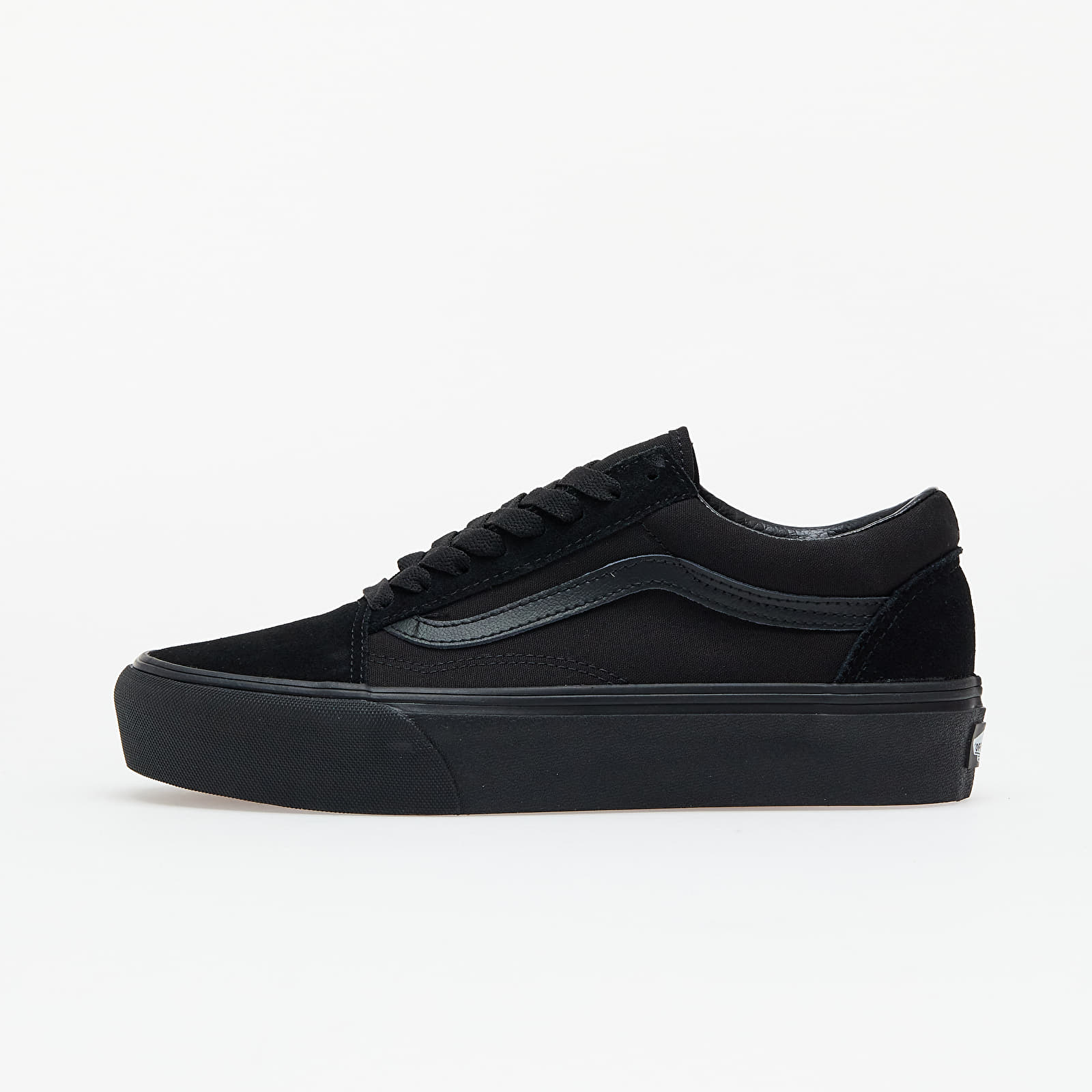 Men's shoes Vans Old Skool Platform Black/ Black