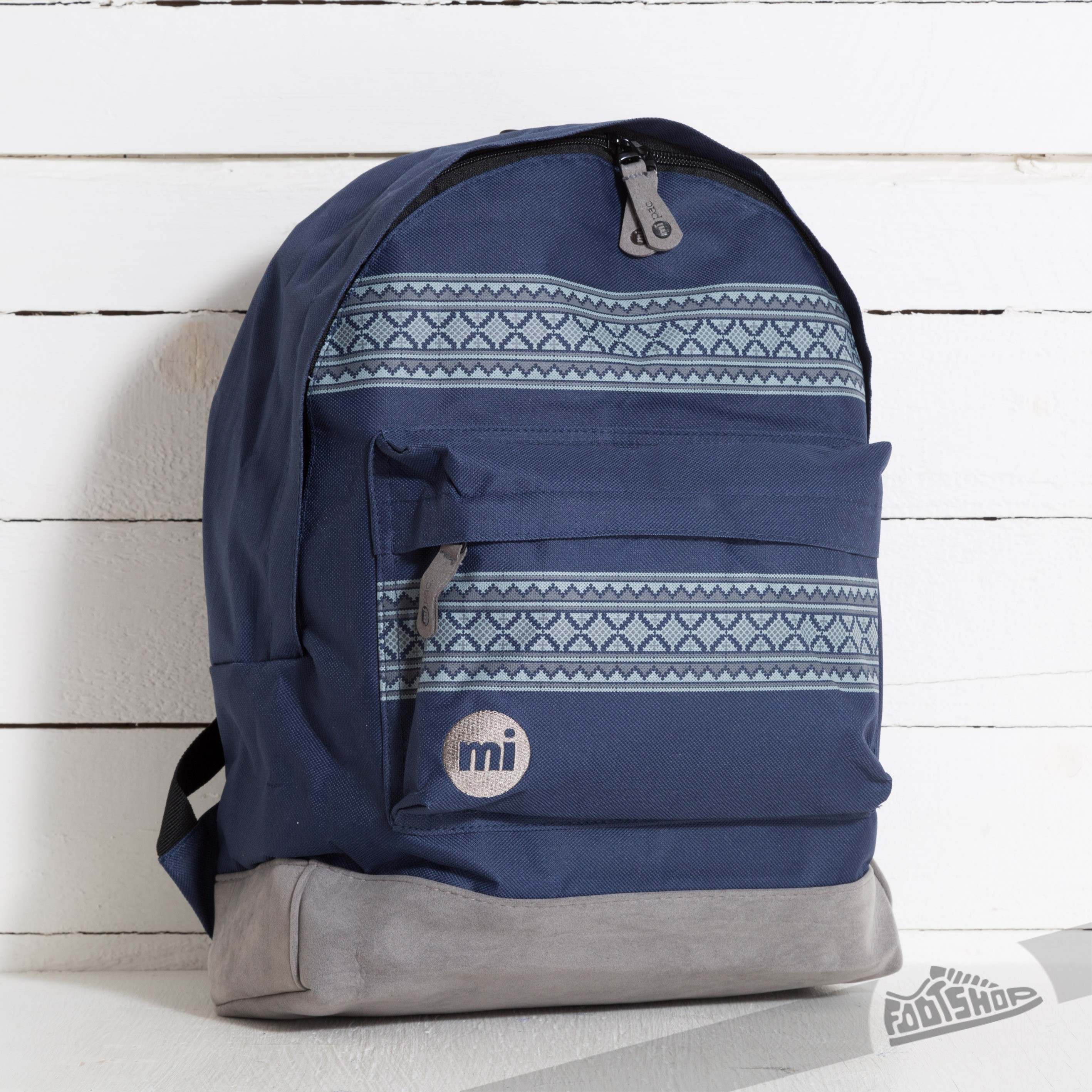 e50c408499 Mi-Pac Nordic Bag Navy Charcoal