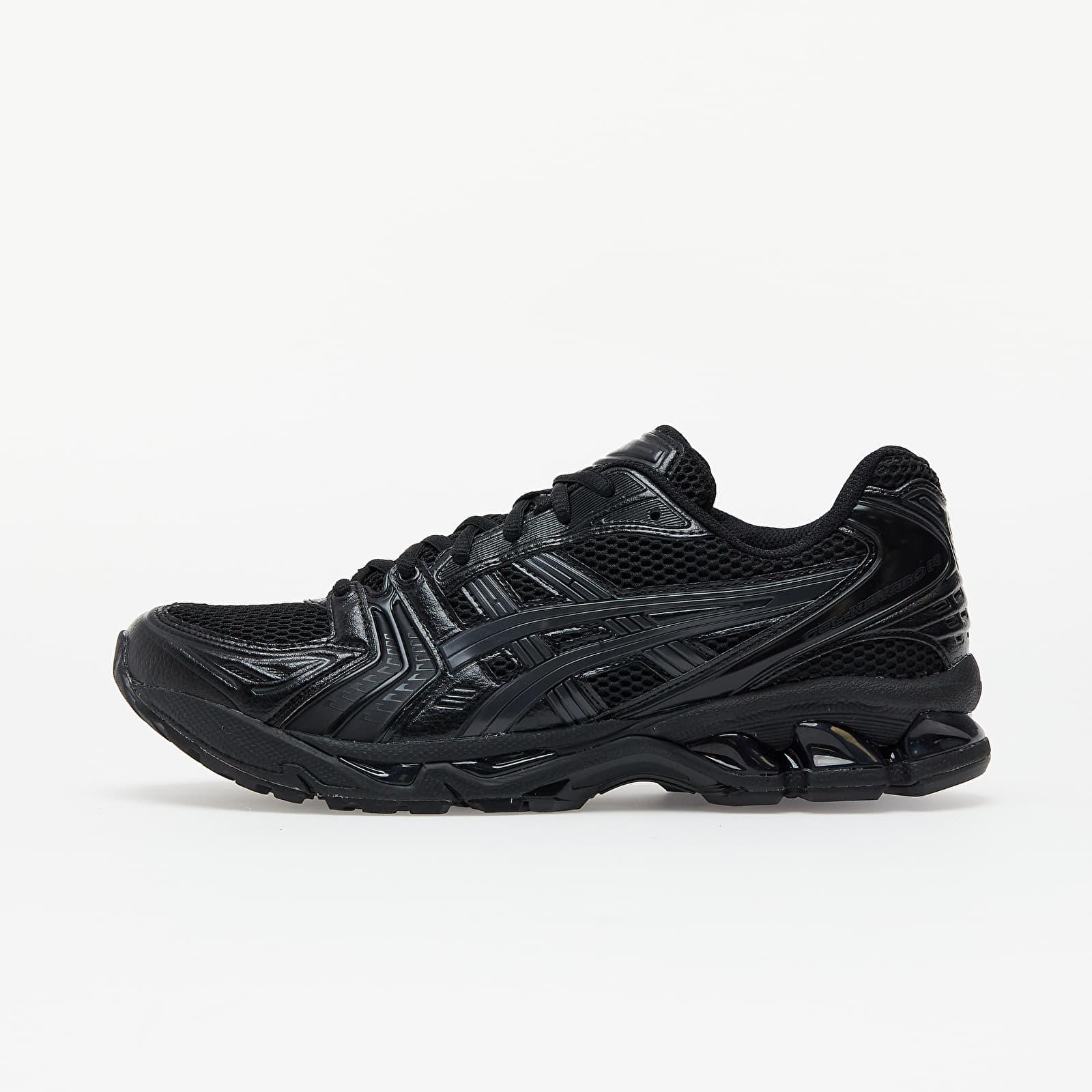 Asics Gel-Kayano 14 Black/ Graphite Grey | Footshop
