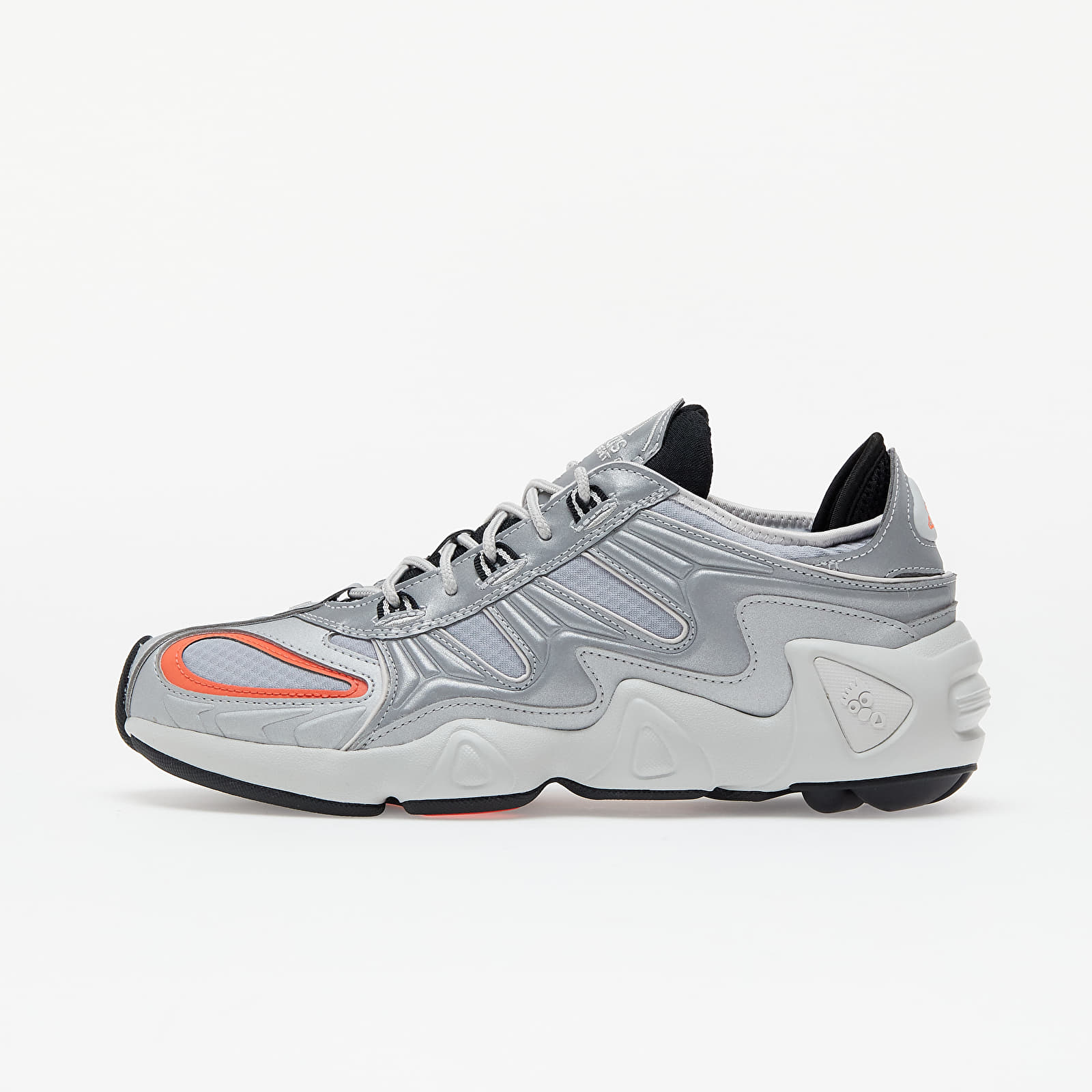 Men's shoes adidas FYW S-97 Silver Mate/ Silver Mate/ Solar Red
