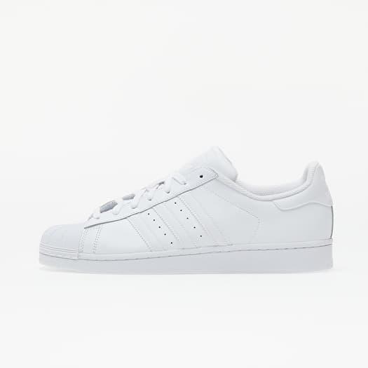 adidas Superstar Foundation Ftw White/ Ftw White/ Ftw White   Footshop