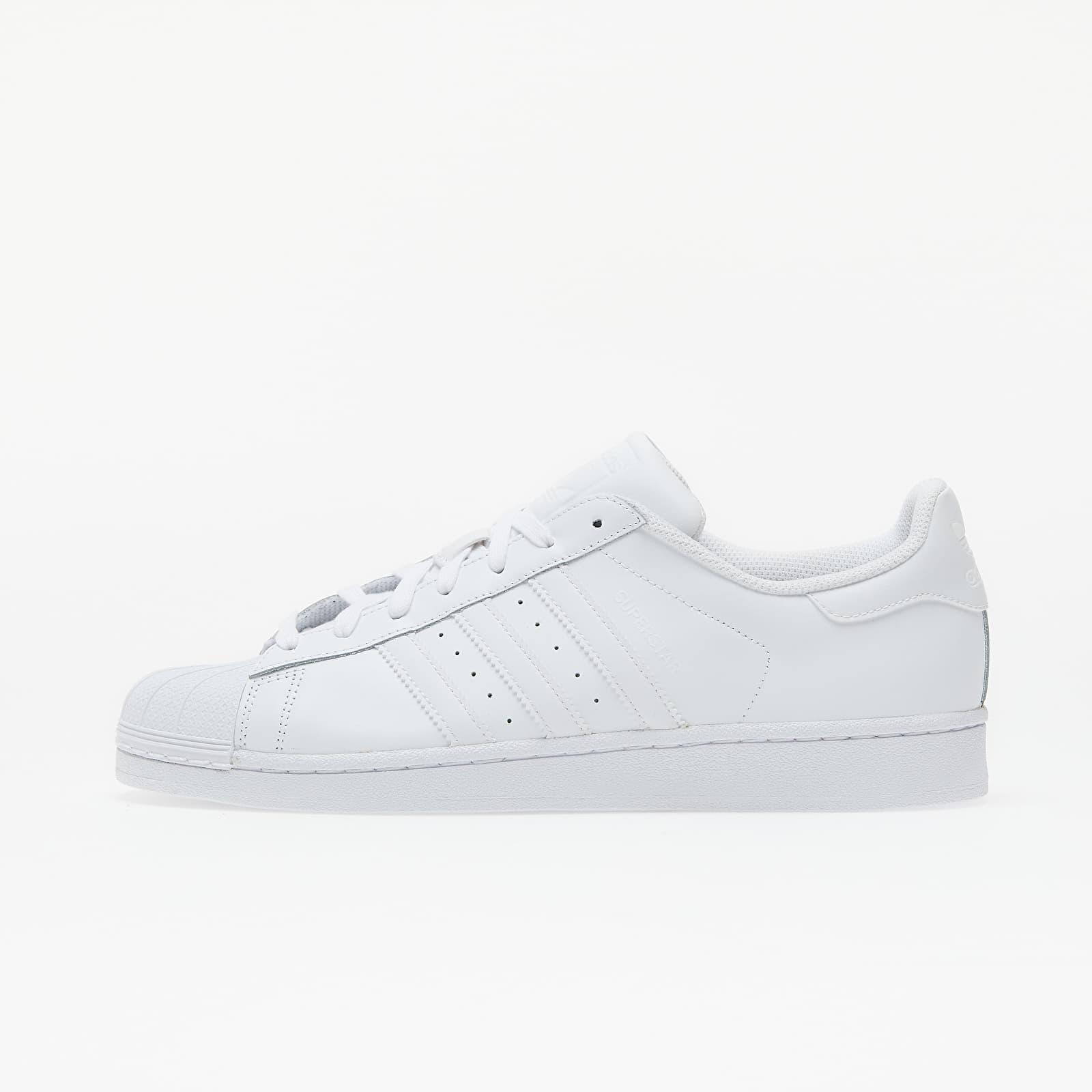 Мъжки кецове и обувки adidas Superstar Foundation Ftw White/ Ftw White/ Ftw White
