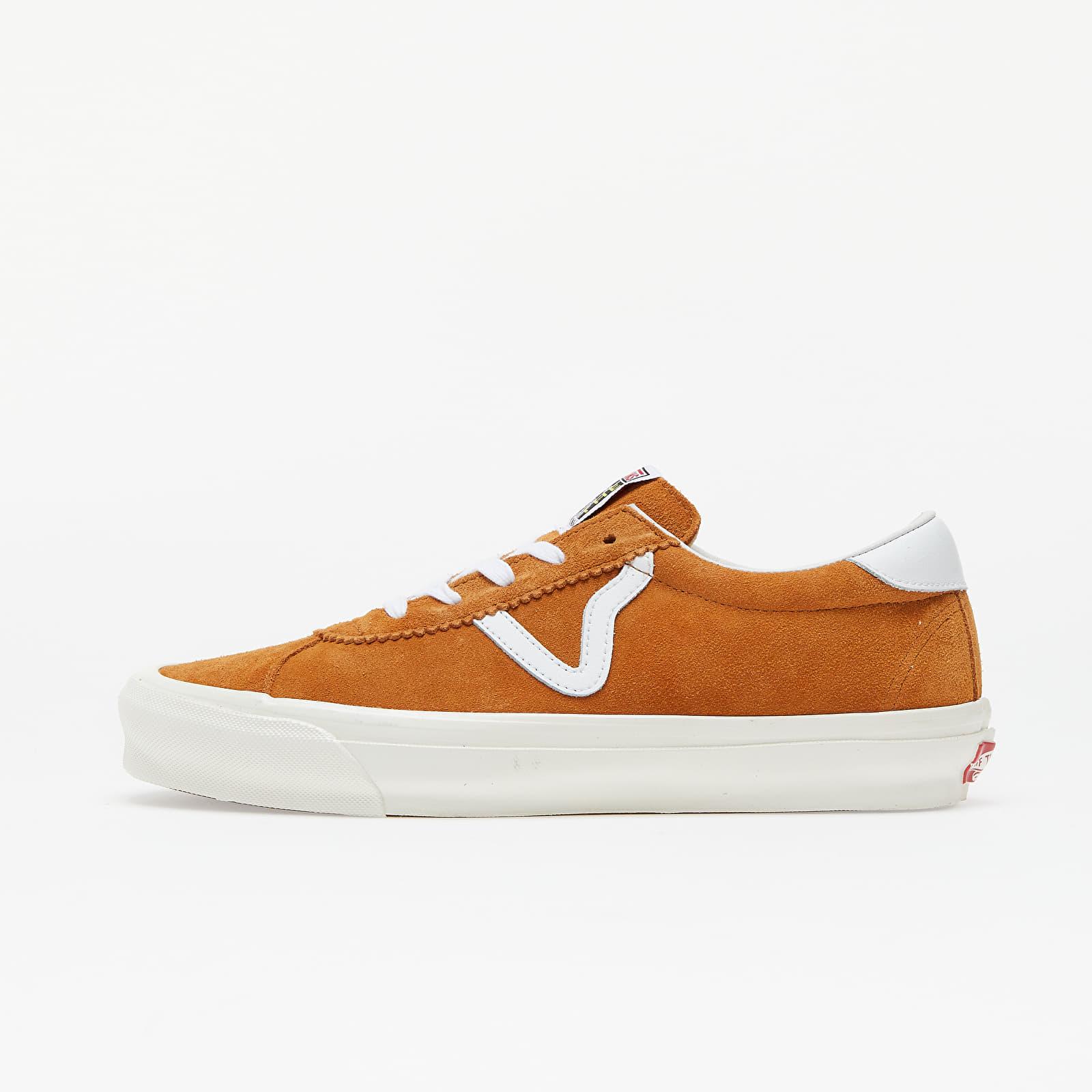 Pánske tenisky a topánky Vans OG Epoch LX (Suede) Pumpkin Spice/ Henna