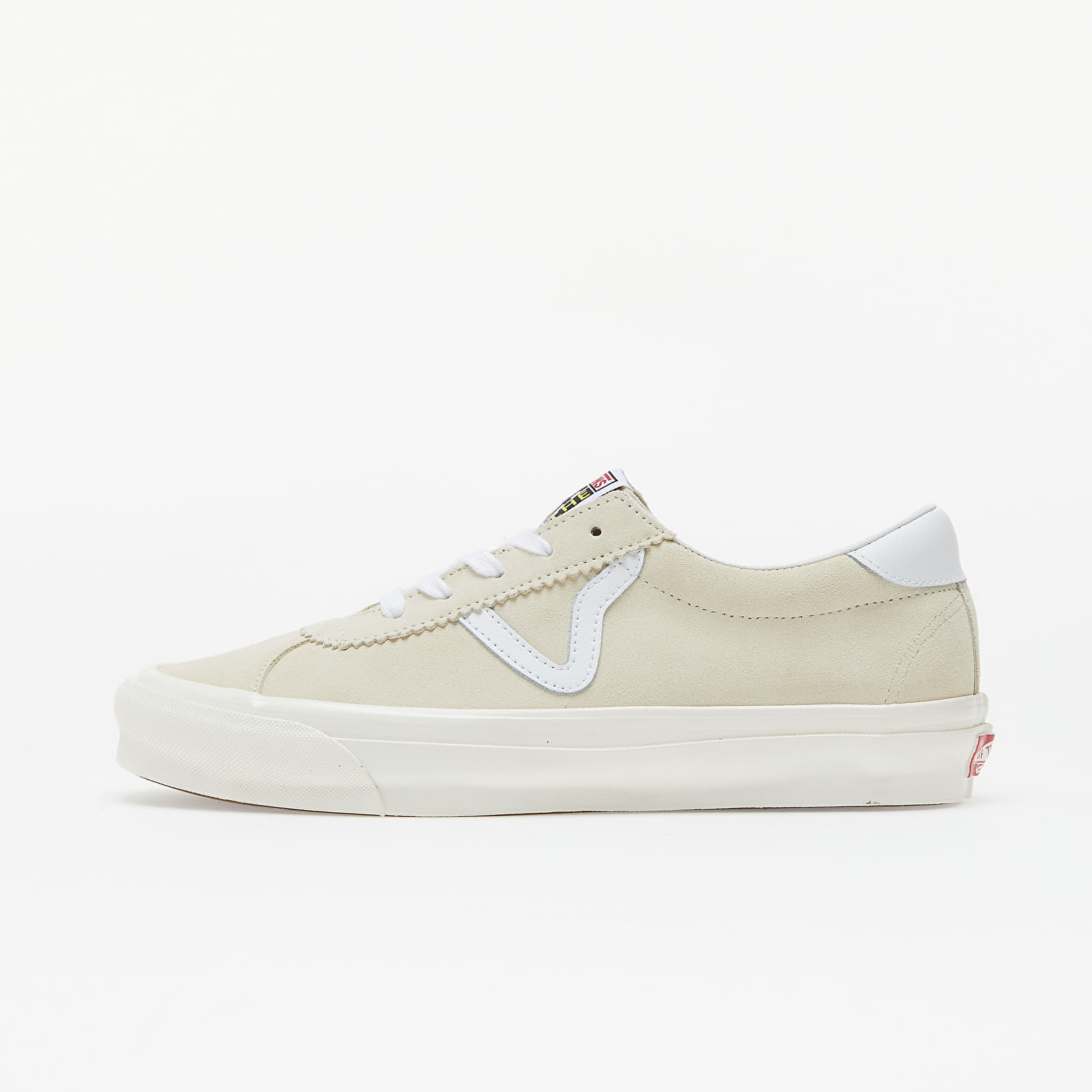 Herren Sneaker und Schuhe Vans OG Epoch LX (Suede) Classic White
