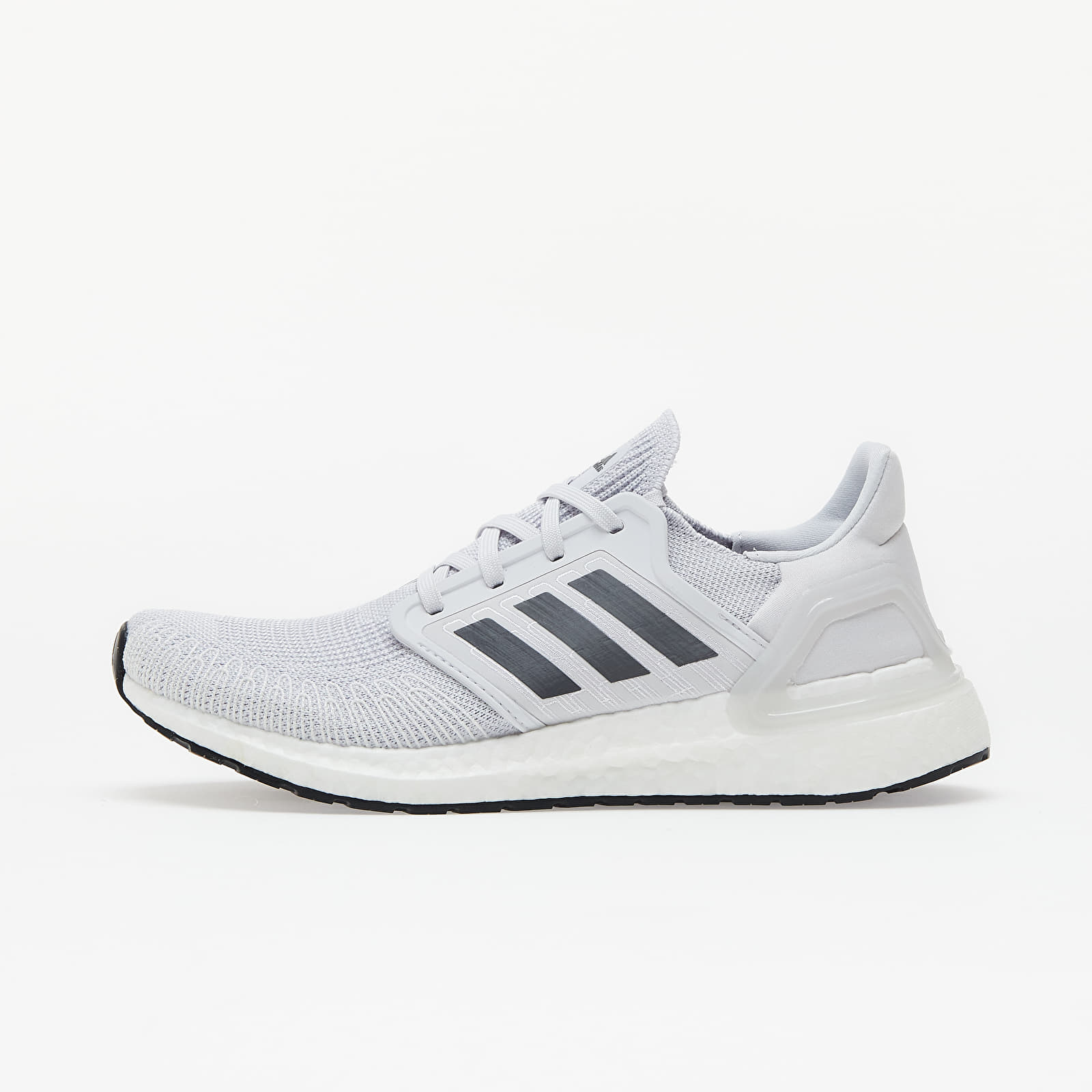 Men's shoes adidas UltraBOOST 20 Dash Grey/ Grey Five/ Solid Red