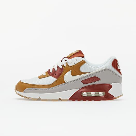 Sneaker Nike Nike Air Max 90 Rugged Orange/ Sail-Wheat-Gum Light Brown