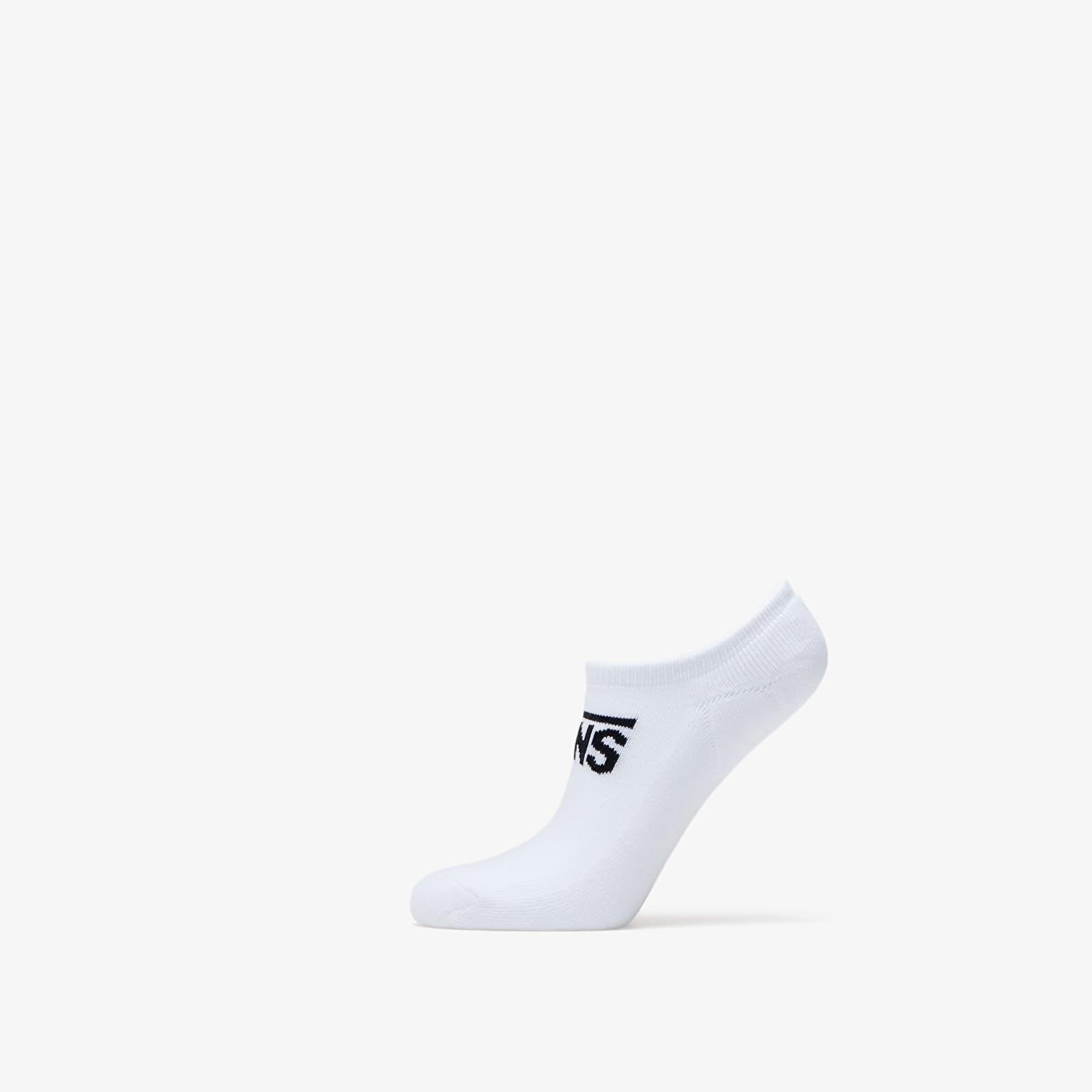 Vans Classic Kick 3 Pair Socks White EUR 42.5-47
