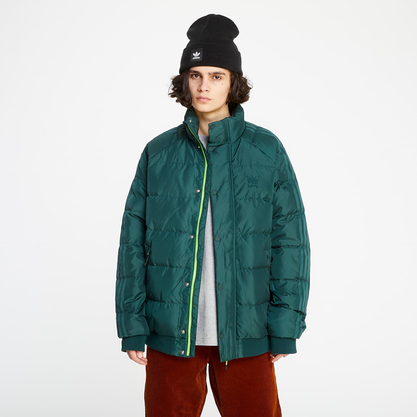 adidas x Jonah Hill Puff Jacket Mineral Green EUR M