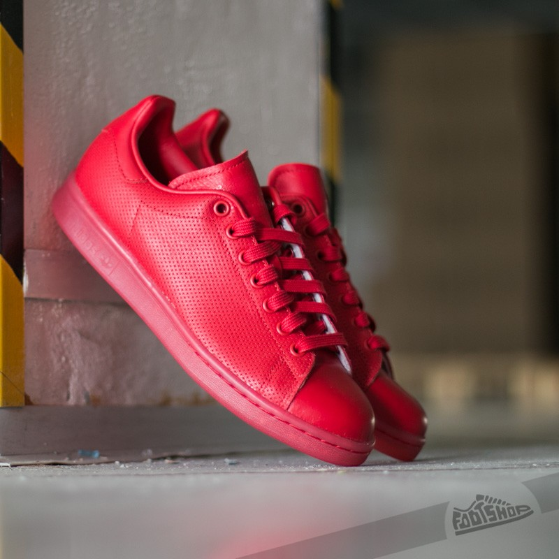 stan smith scarlet