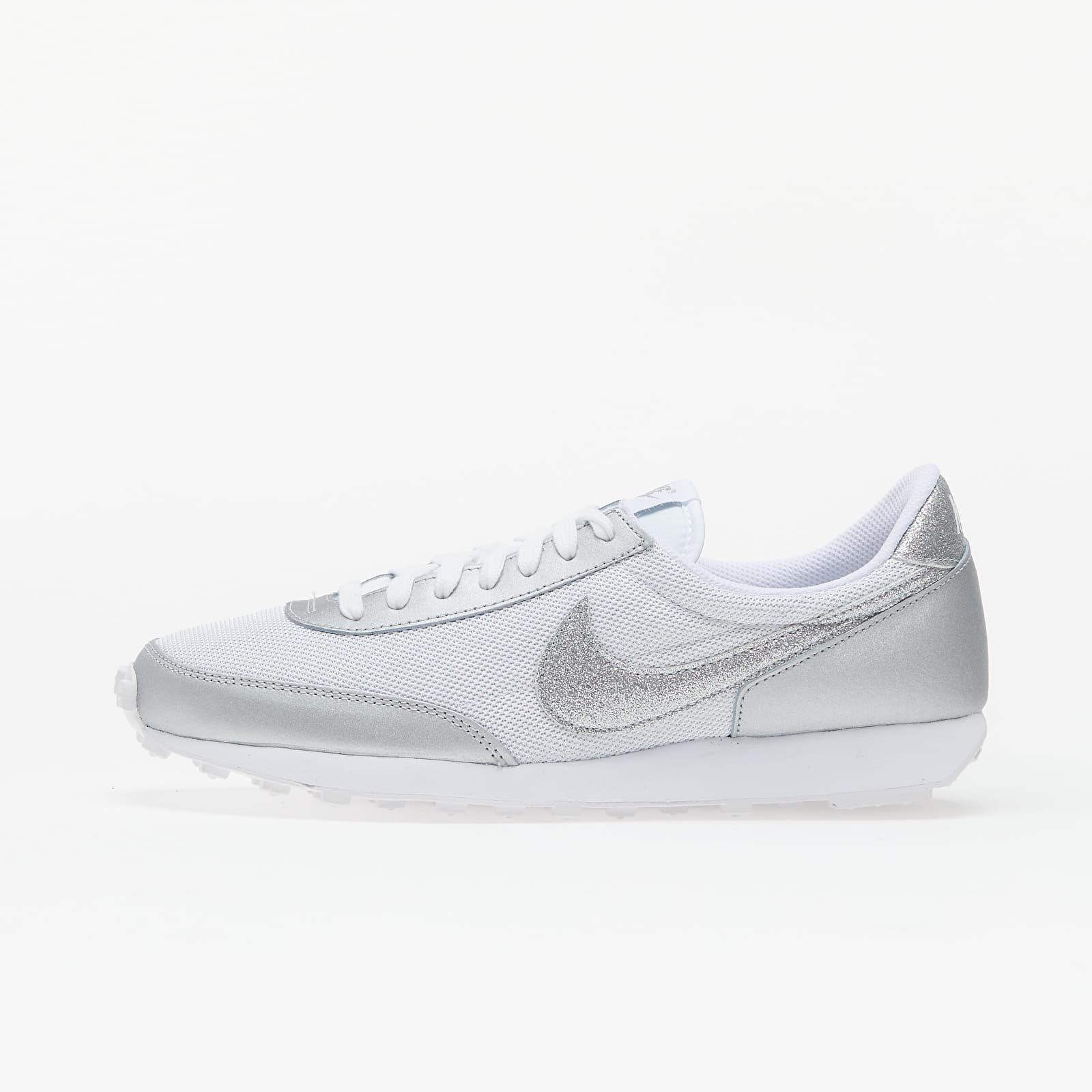 Dámske topánky a tenisky Nike Wmns Daybreak White/ White-Metallic Silver