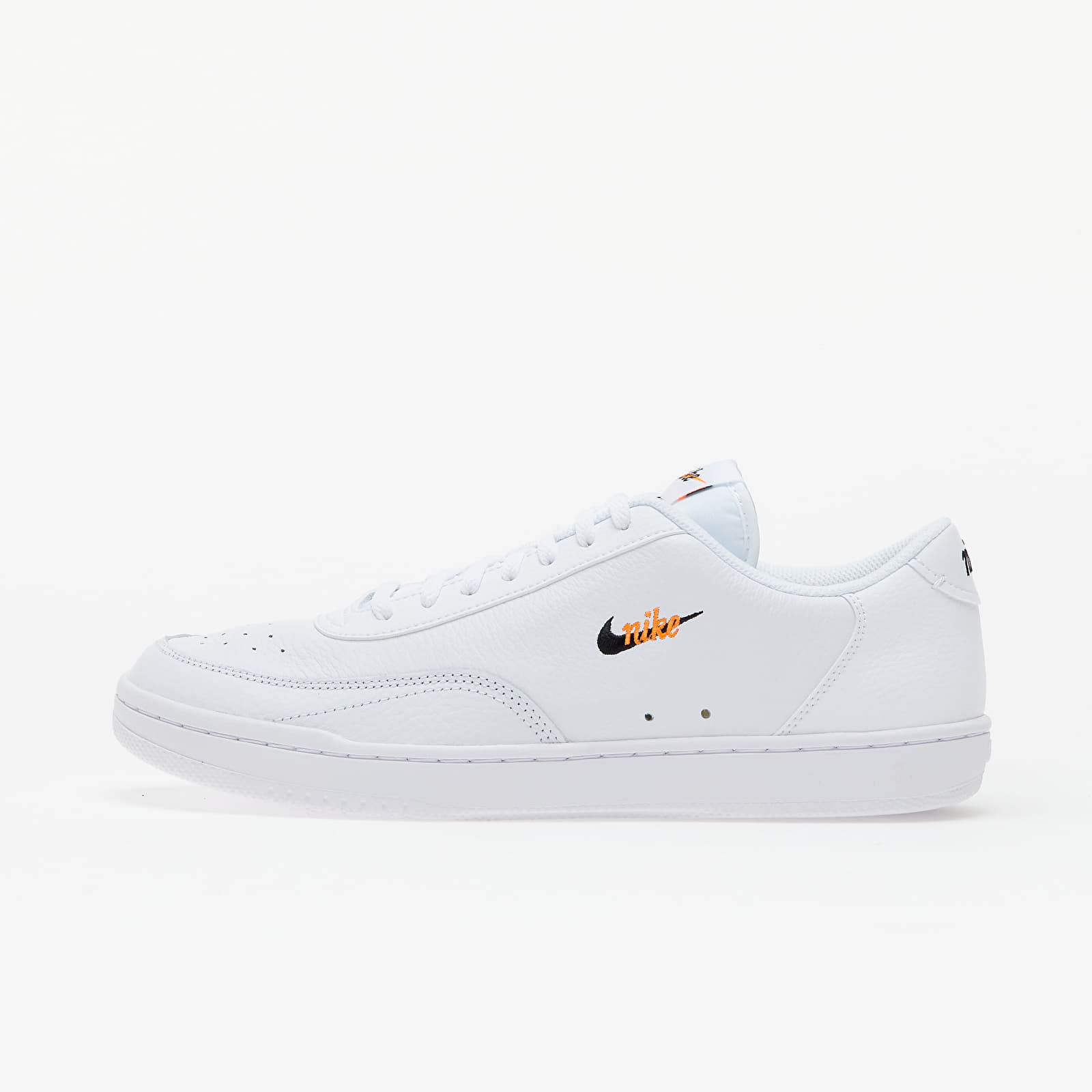 Nike Court Vintage Premium White/ Black-Total Orange EUR 40.5