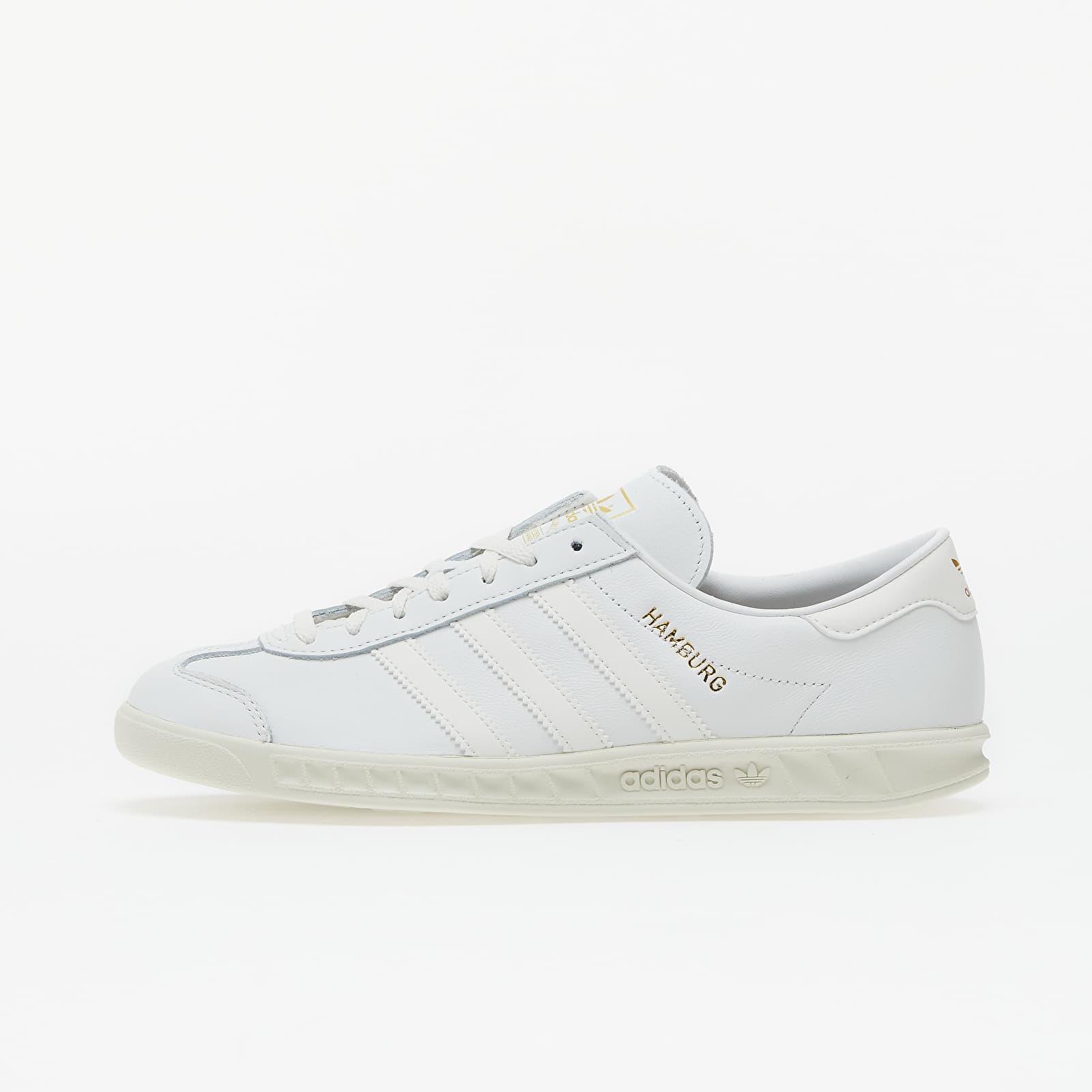 adidas Hamburg Core White/ Core White/ Off White EUR 43 1/3