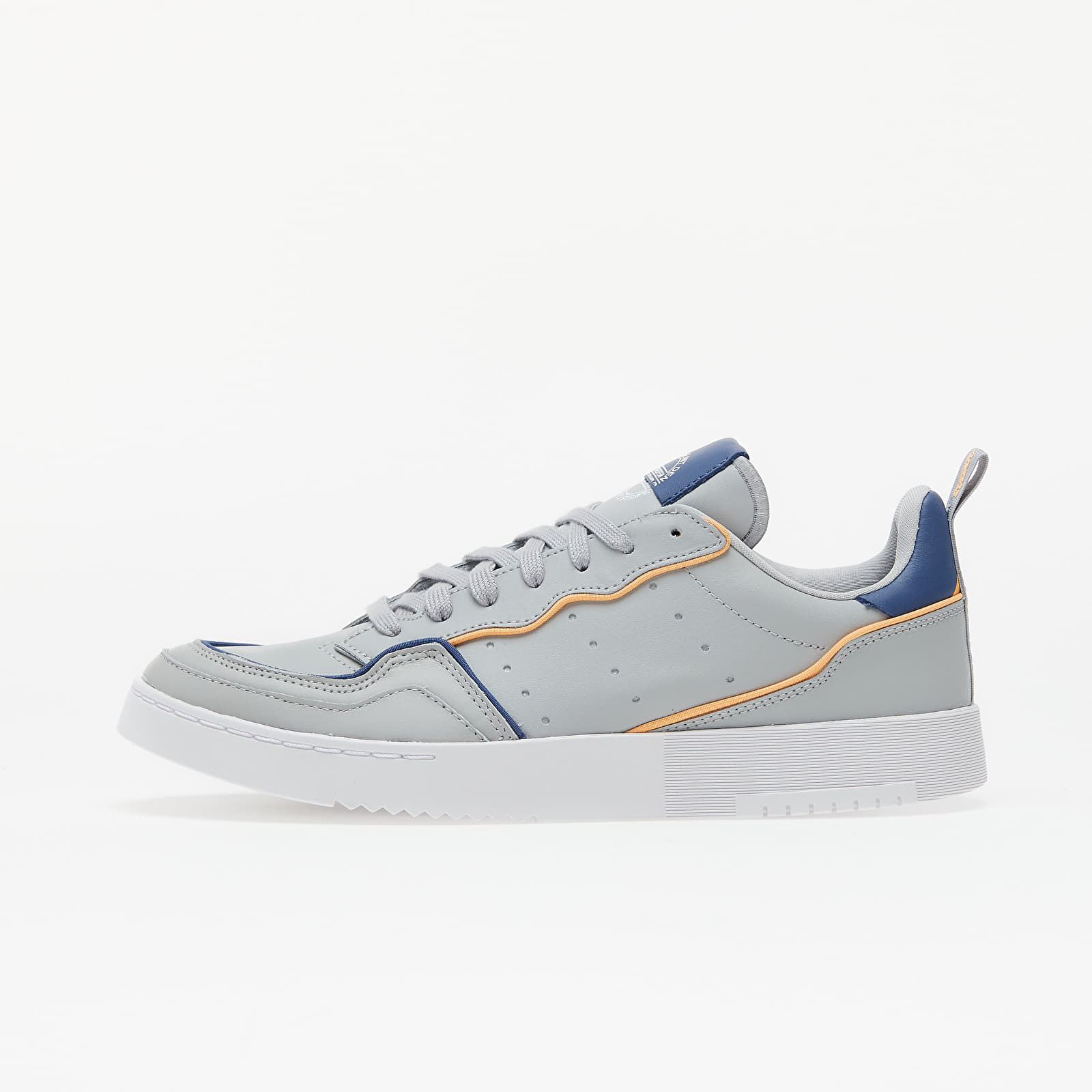 adidas Supercourt Grey Two/ Ftwr White/ Crew Blue