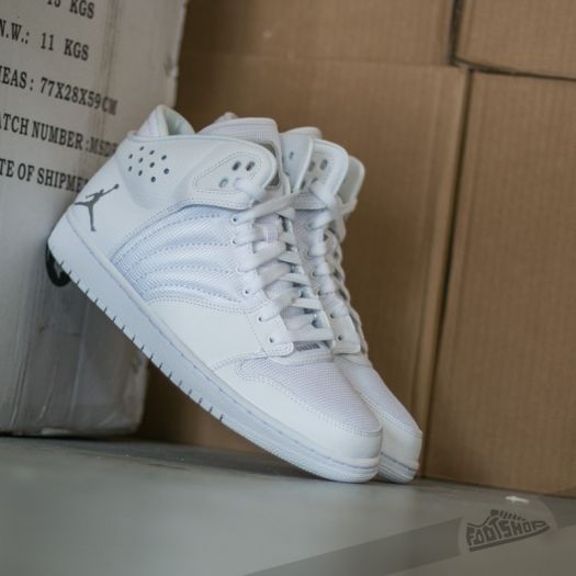 aliexpress fd601 83762 Jordan 1 Flight 4 White/ Metallic Silver | Footshop