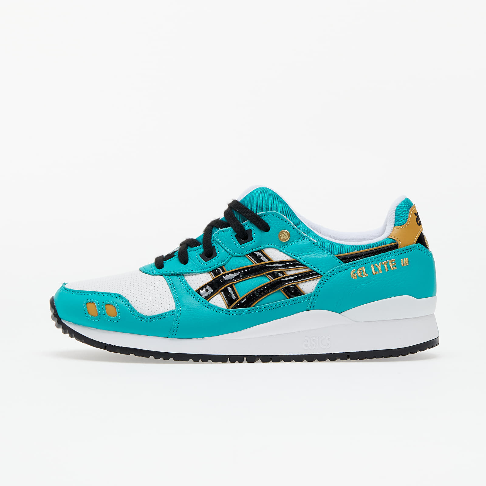 Asics Gel-Lyte III OG Baltic Jewel/ Black EUR 43.5