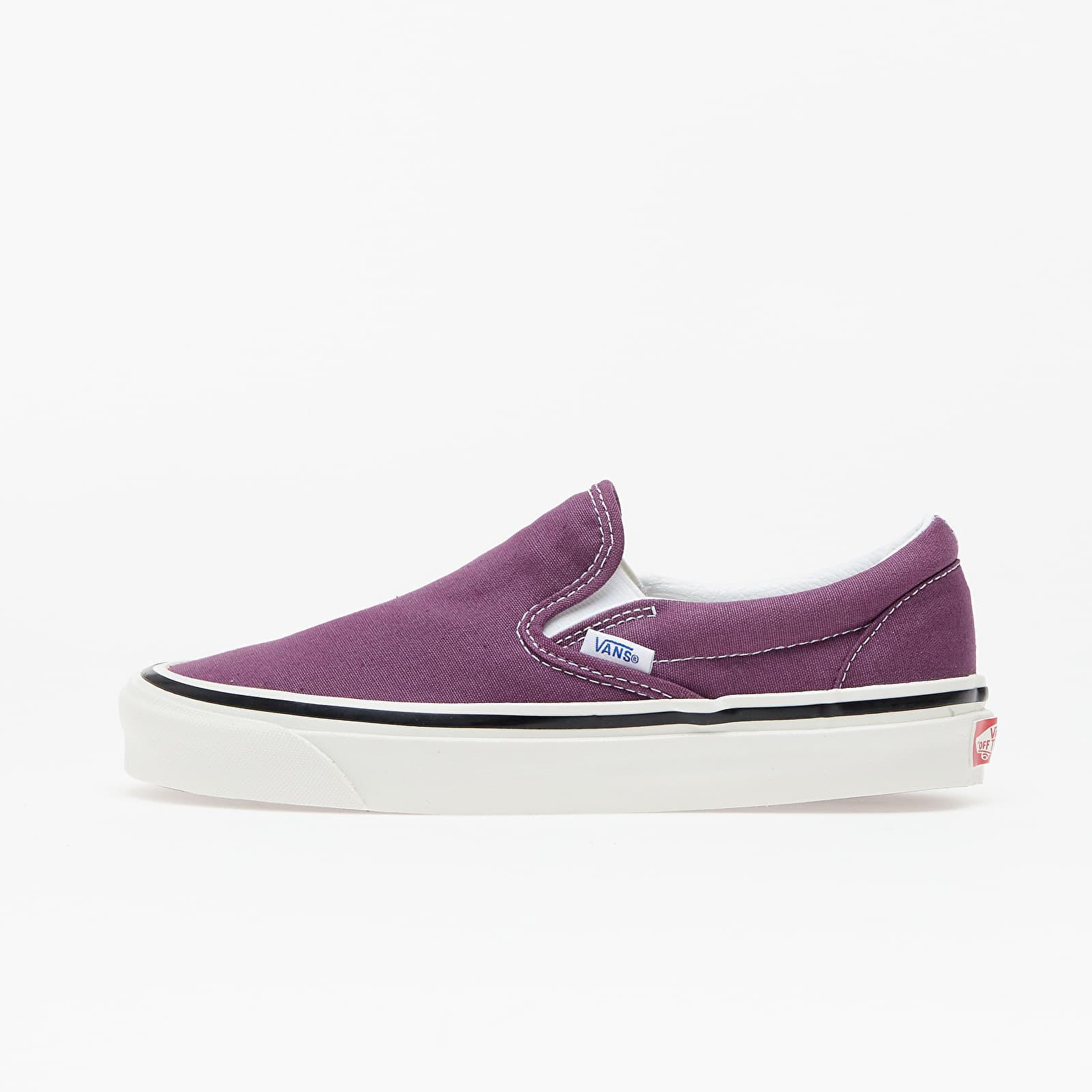 Vans Classic Slip-On 9 OG Grape | Footshop