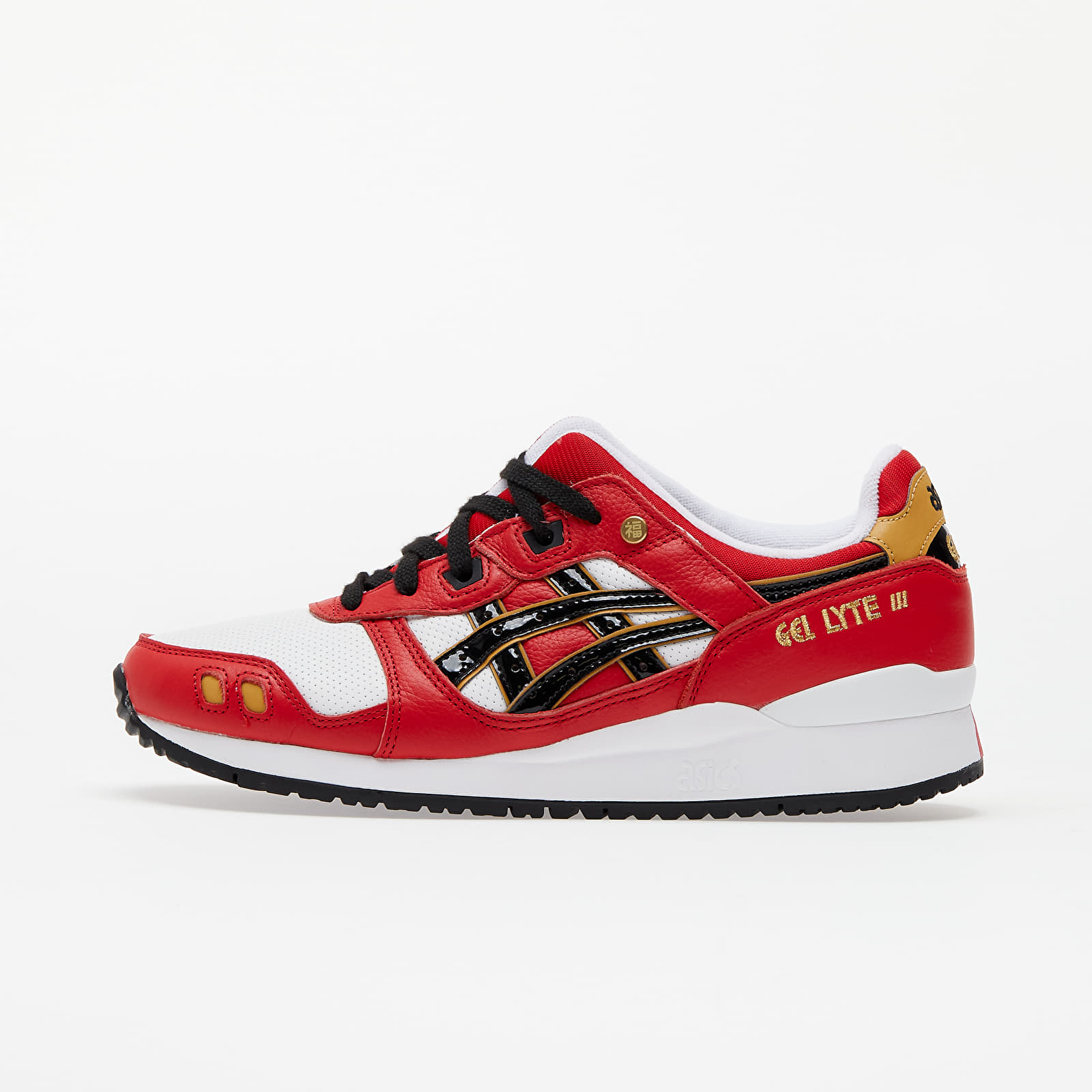 Asics Gel-Lyte III OG Classic Red/ Black EUR 43.5