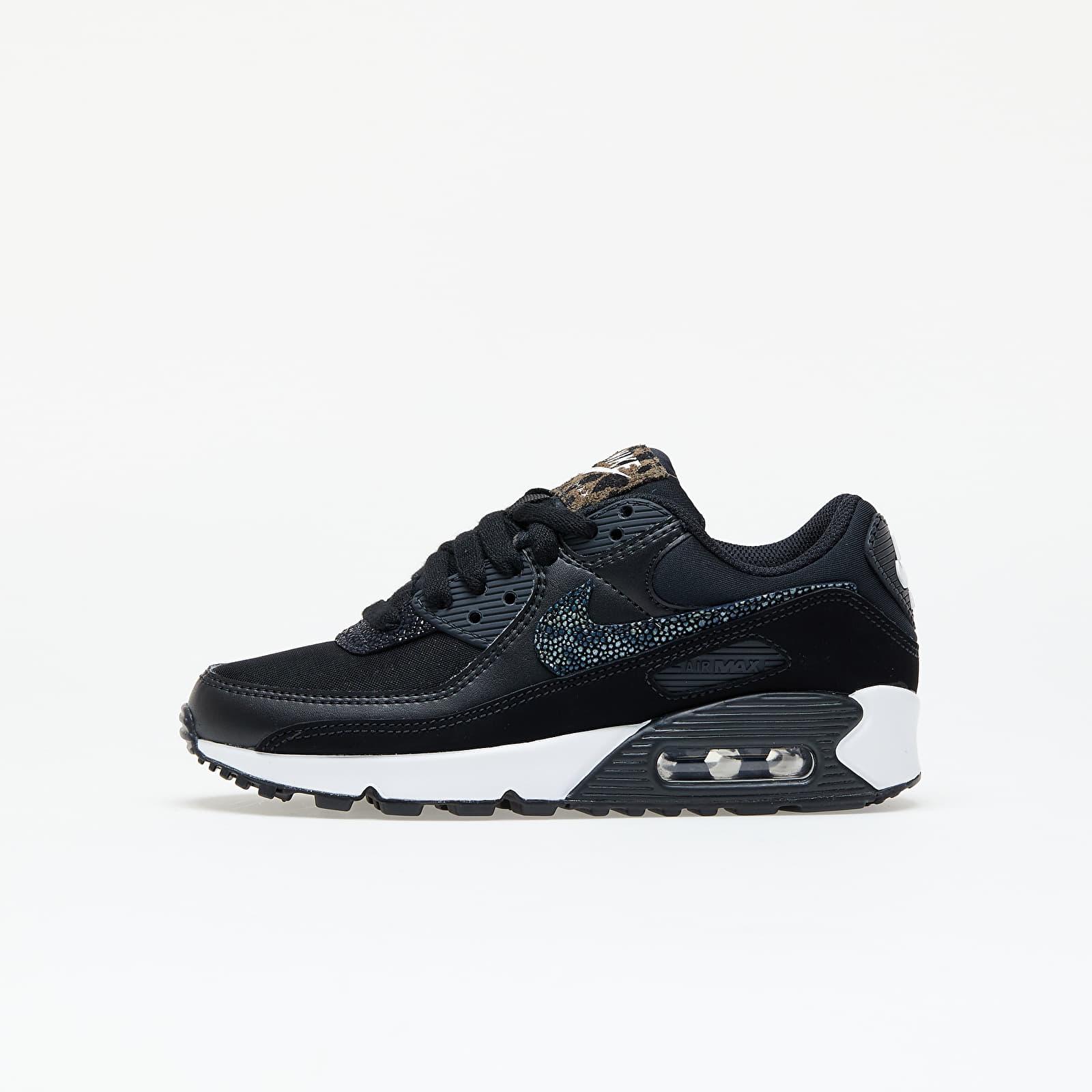 Nike W Air Max 90 SE Black/ Black-Off Noir-White | Footshop