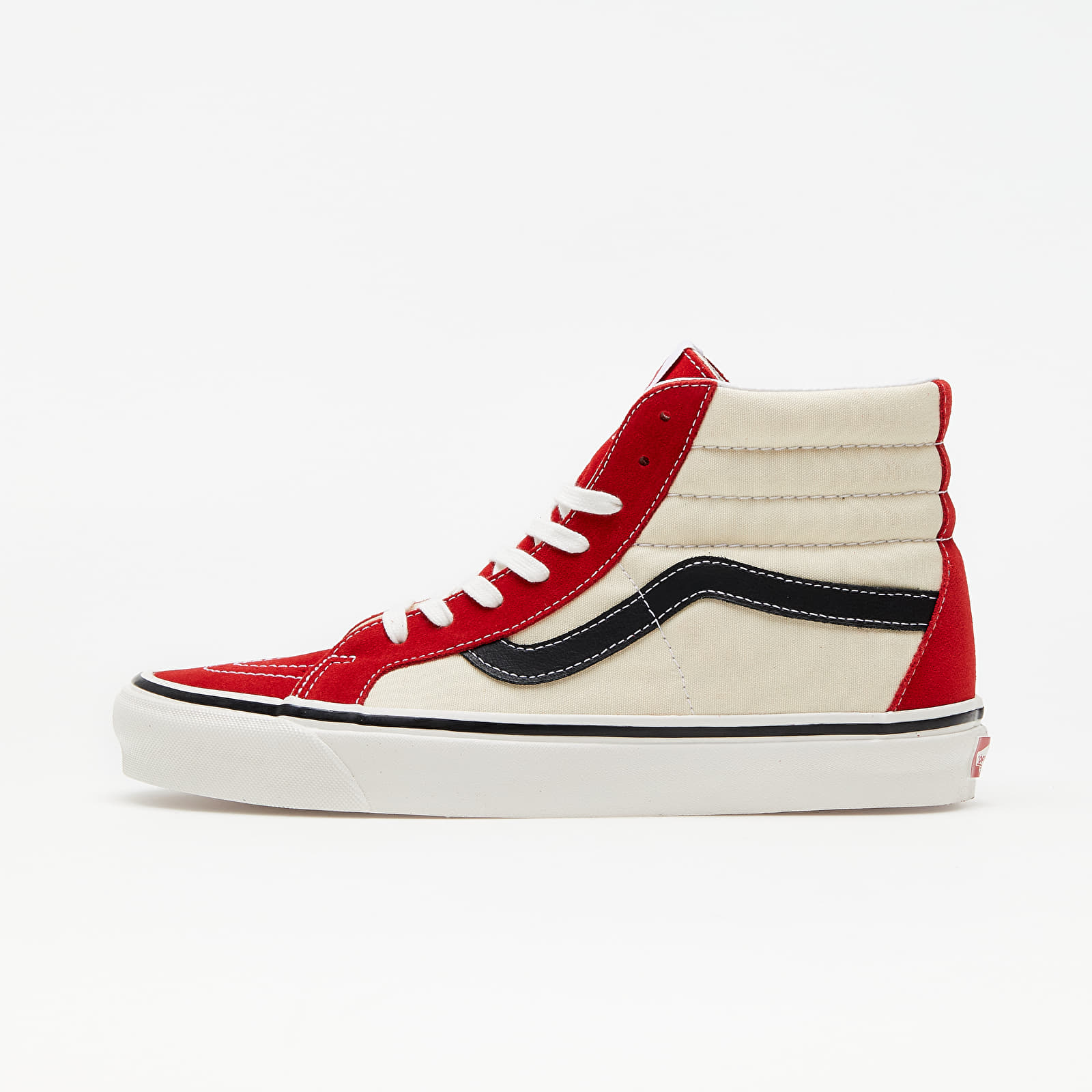 Vans Sk8-Hi 38 DX (Anaheim Factory) Og Red/ Og White/ Og Black EUR 40.5