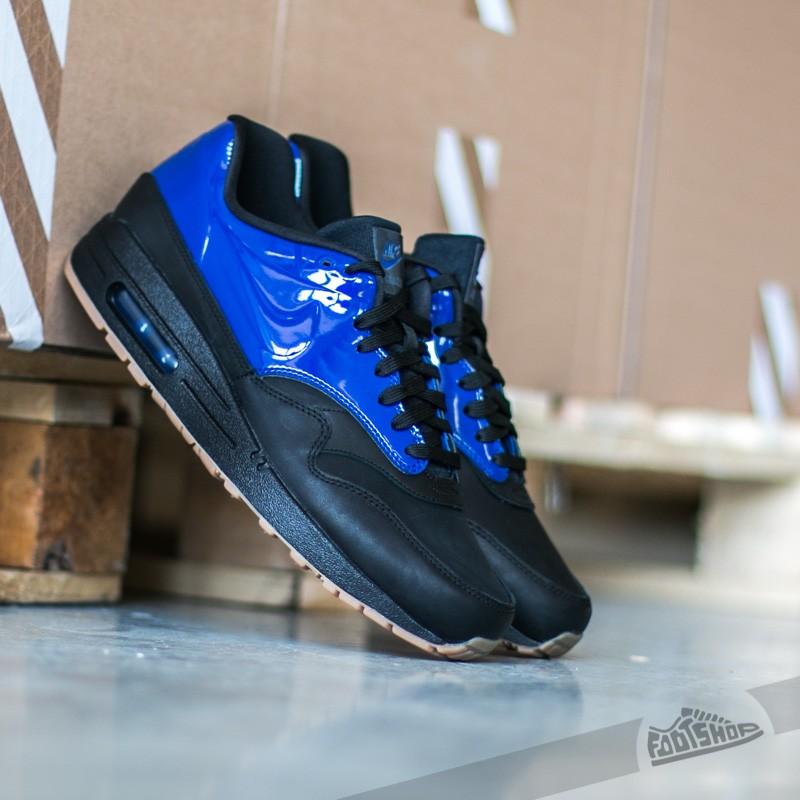 big sale 9d732 3c8fd Nike Air Max 1 VT QS Deep Royal Blue  Deep Royal Blue-Gym Dark