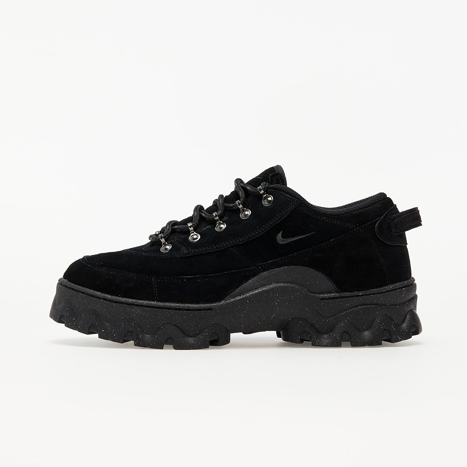 Nike Lahar Low Black/ Dk Smoke Grey-Orange-Black EUR 43