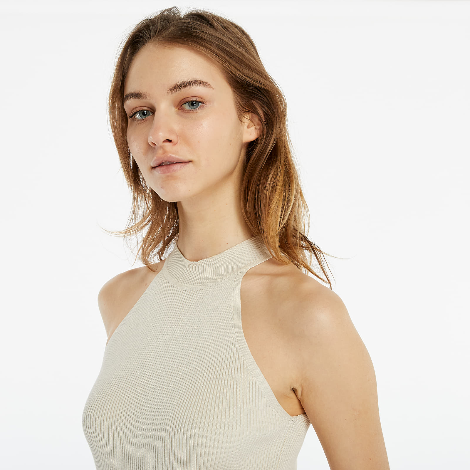 Топове SELECTED Solita Knitted Top Birch