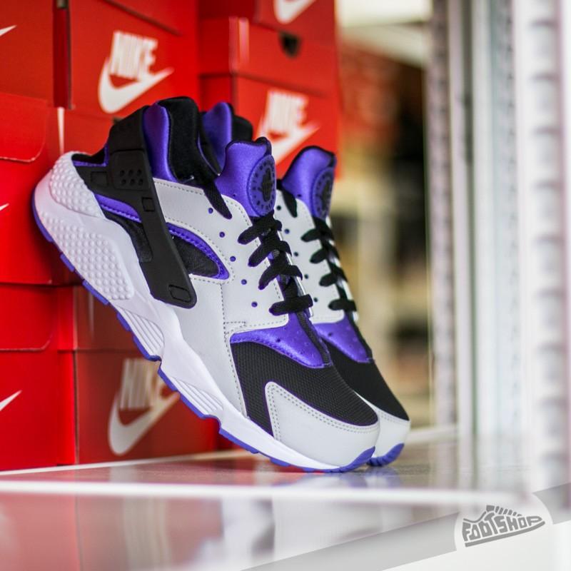 c062cf61e6e2 Nike Air Huarache Persian Violet  Pure Platinum-Black