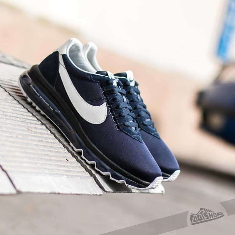 Nike Air Max LD-Zero Obsidian/ White   Footshop
