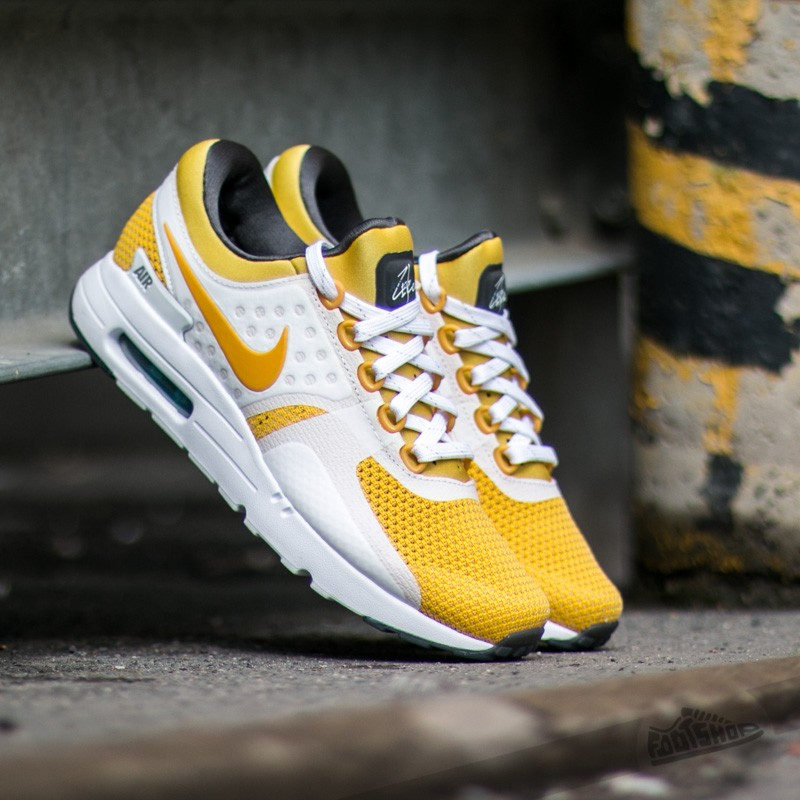low priced 654b7 9be58 Nike Air Max Zero QS WhiteP Vivid Sulfur-Space Blue-Anthracit