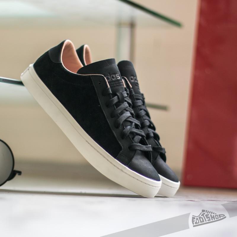 ec8cae73fa5c adidas Court Vantage Core Black  Core Black  Duspea