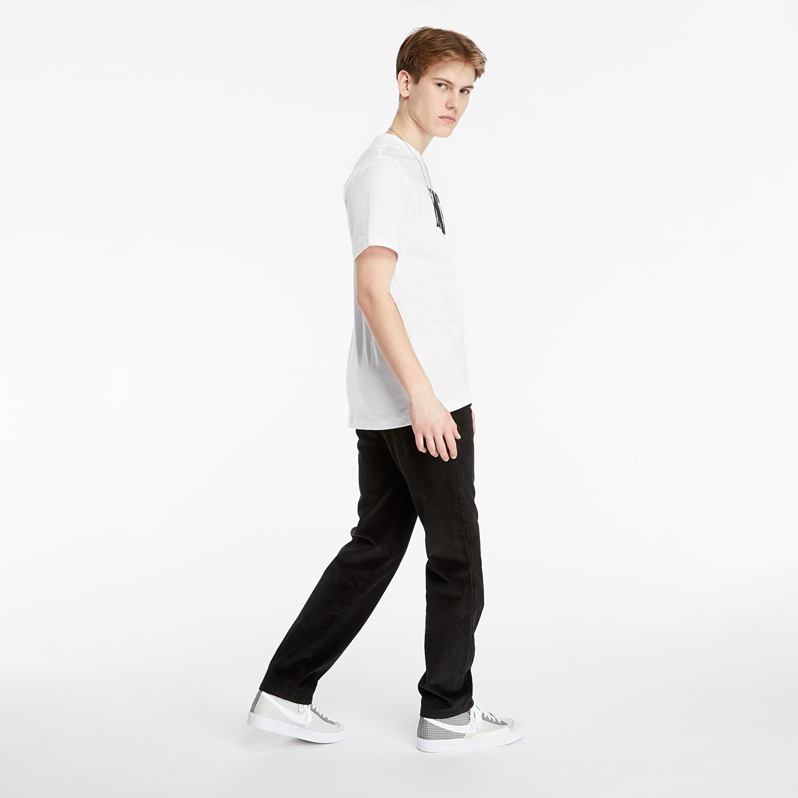 Nike Sportswear Tee Icon Nike Block White/ Black S