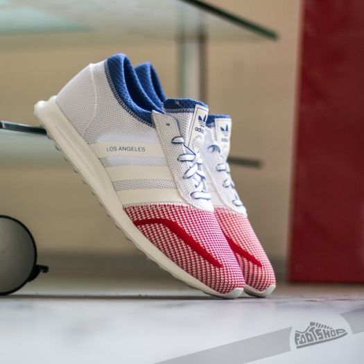 adidas Los Angeles Ftw White Ftw White Bold Blue