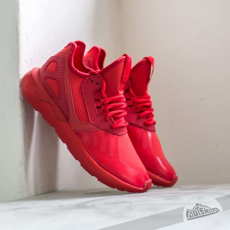new concept ff289 8be43 adidas Tubular Runner W Lush Red  Lush Red  Ftw White