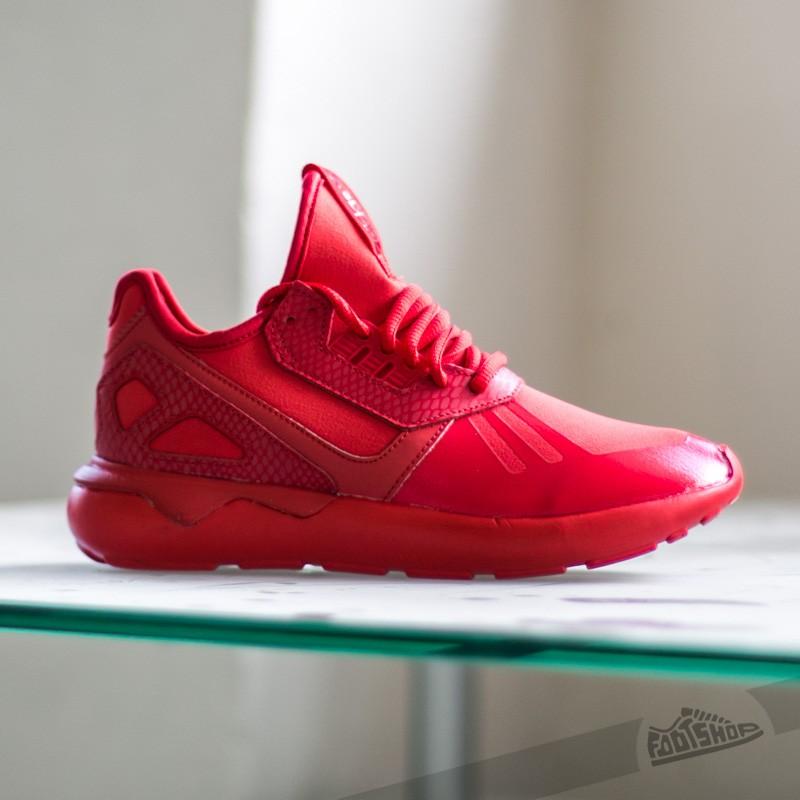wholesale dealer 44761 5ec12 adidas Tubular Runner W Lush Red/ Lush Red/ Ftw White   Footshop