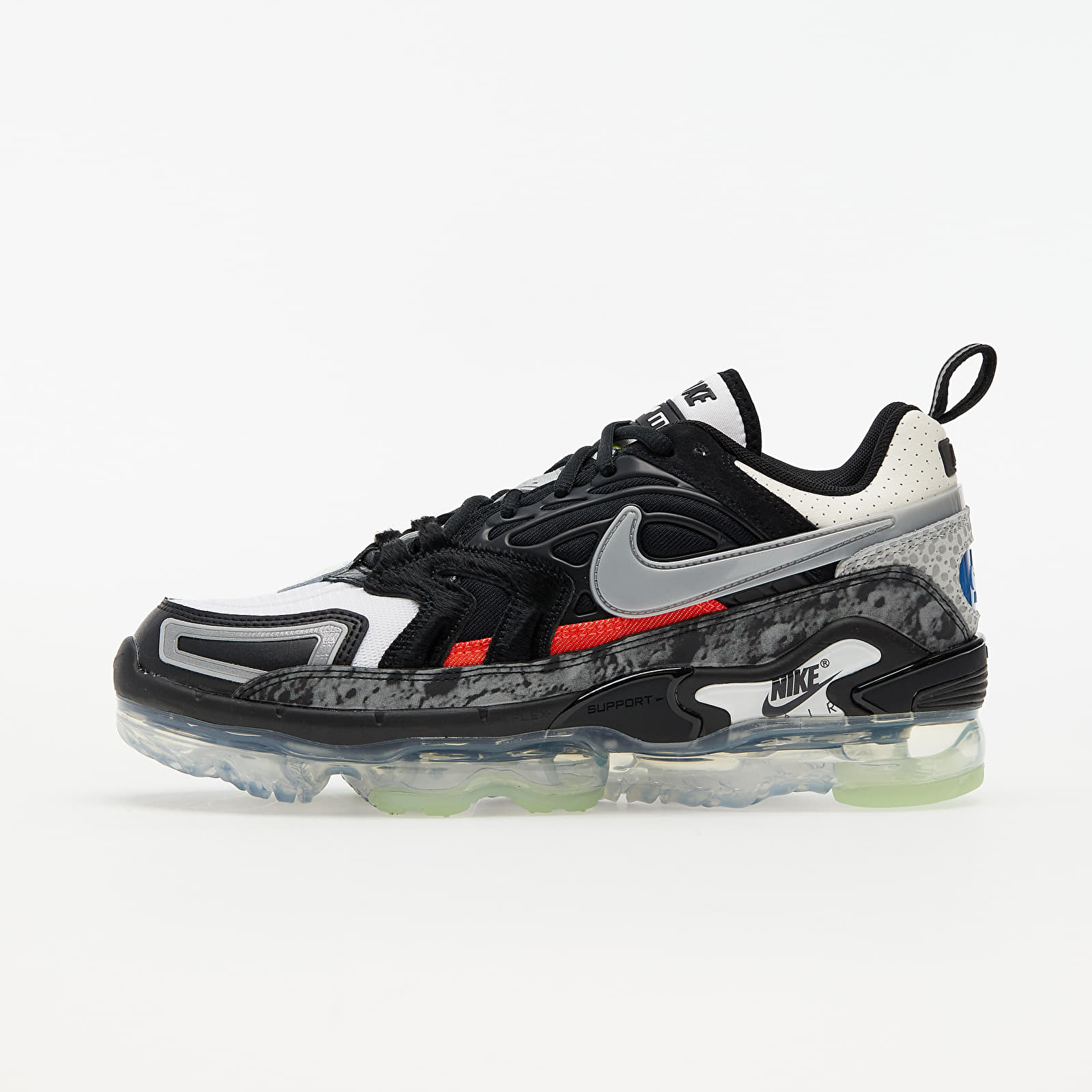 Nike Air Vapormax EVO NRG Black/ Clear-Metallic Silver-White EUR 45