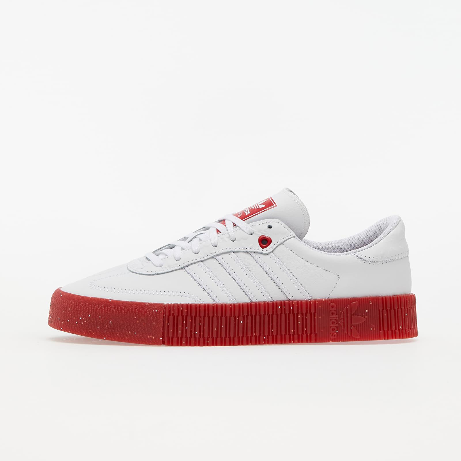 adidas Sambarose W Ftwr White/ Scarlet/ Core Black EUR 41 1/3