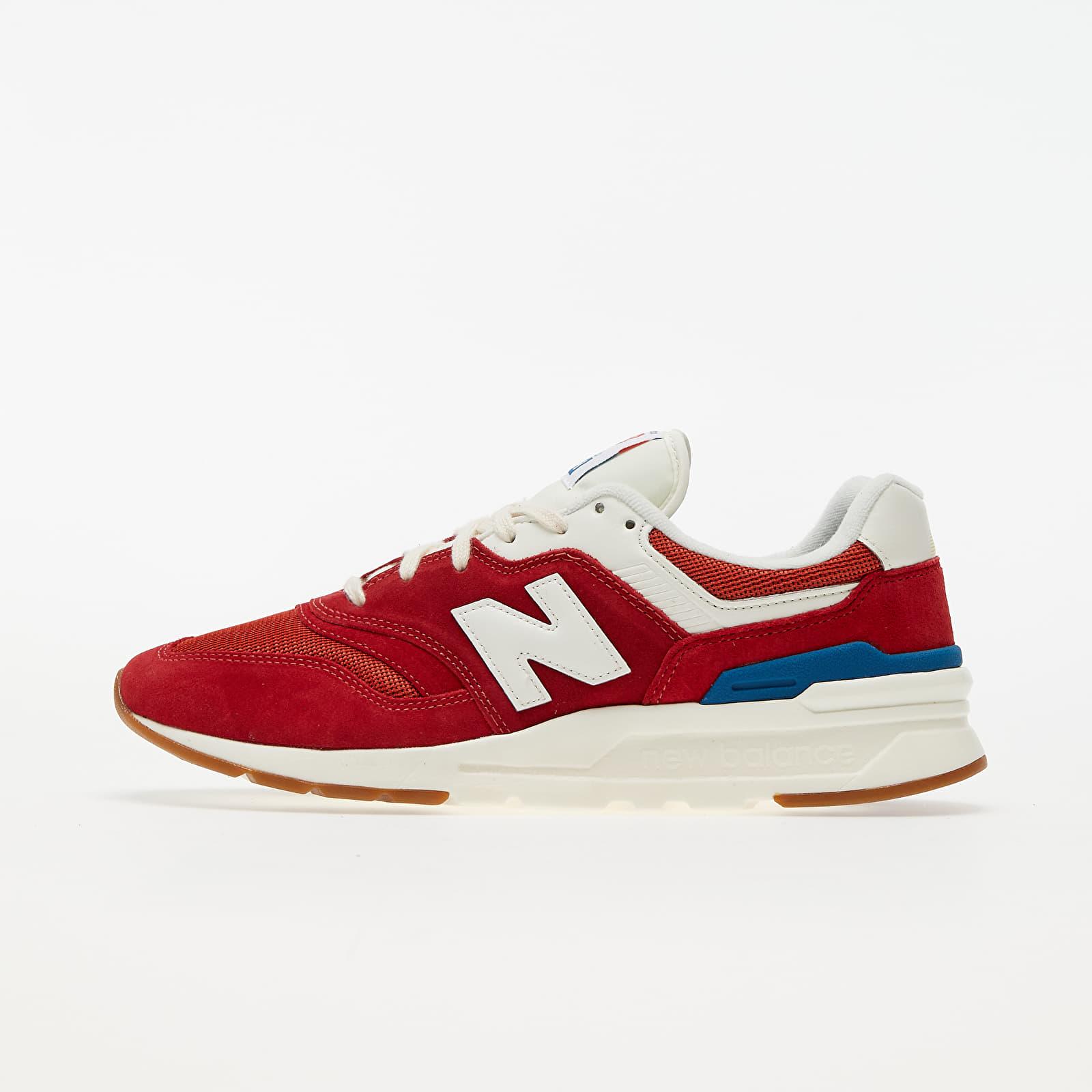 New Balance 997 Red/ White EUR 42.5