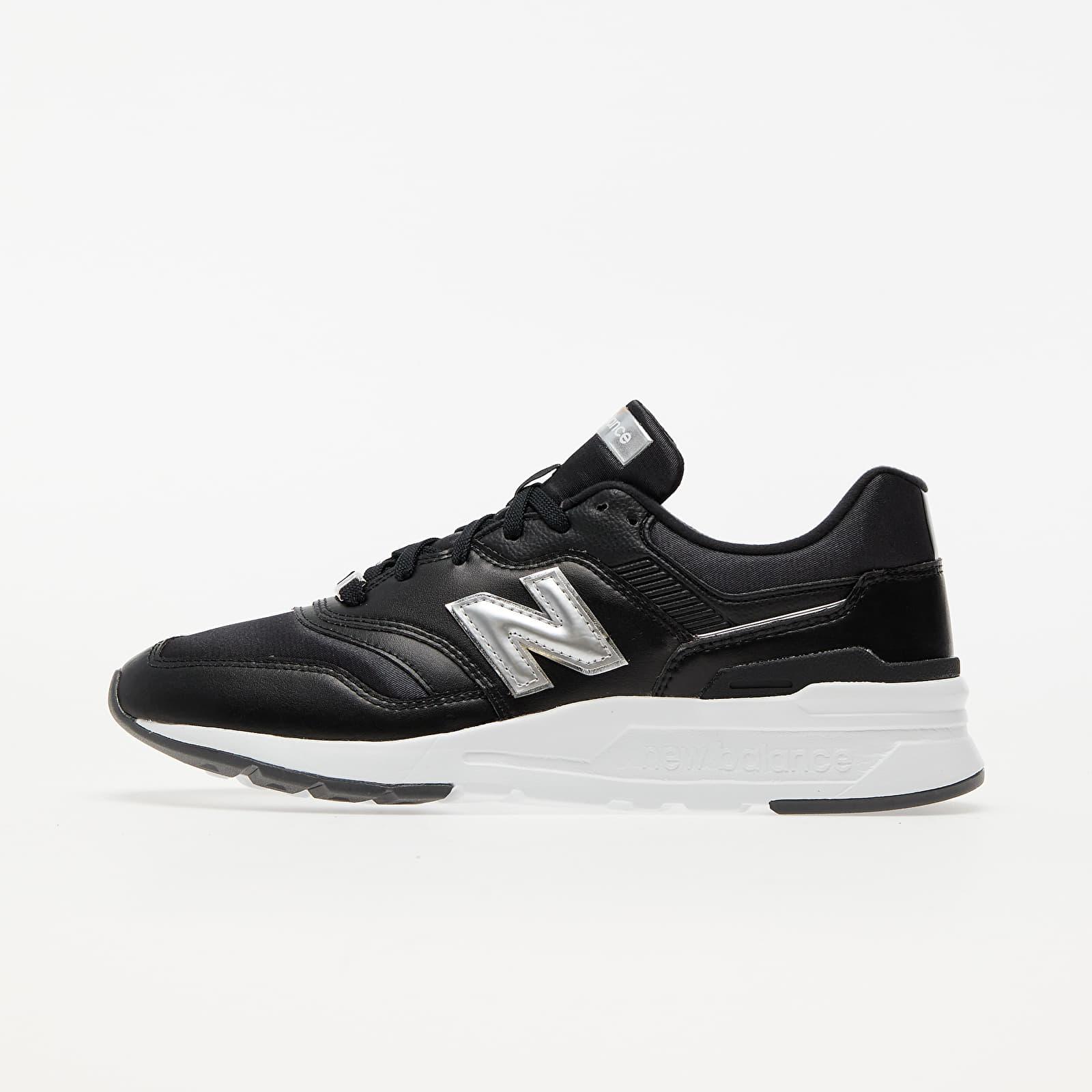 New Balance 997 Black/ Silver/ White EUR 36.5