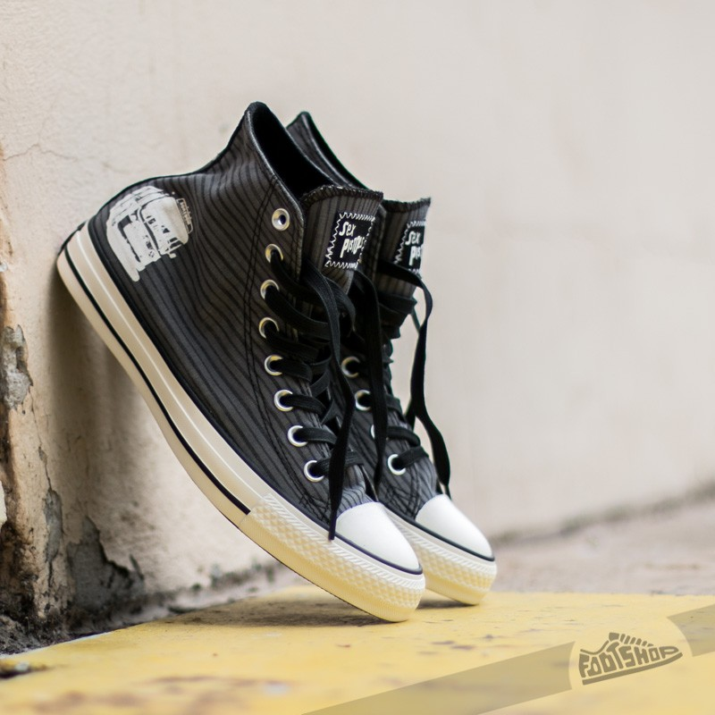 6c65a2140e8 Converse Chuck Taylor All Star Hi Thunder  Black