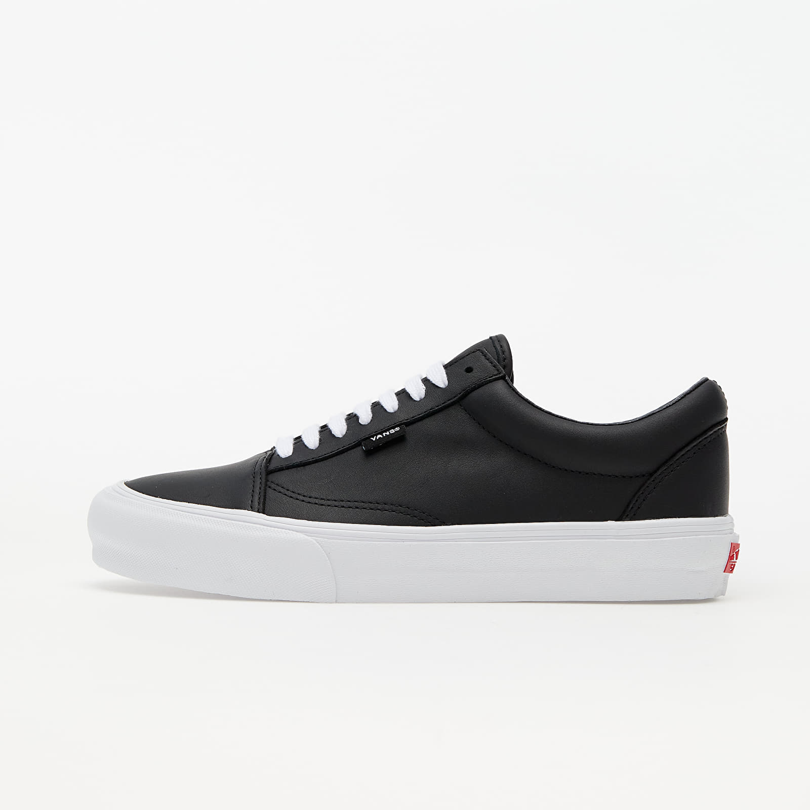 Vans Vault Old Skool NS VLT LX (Leather) Black EUR 38
