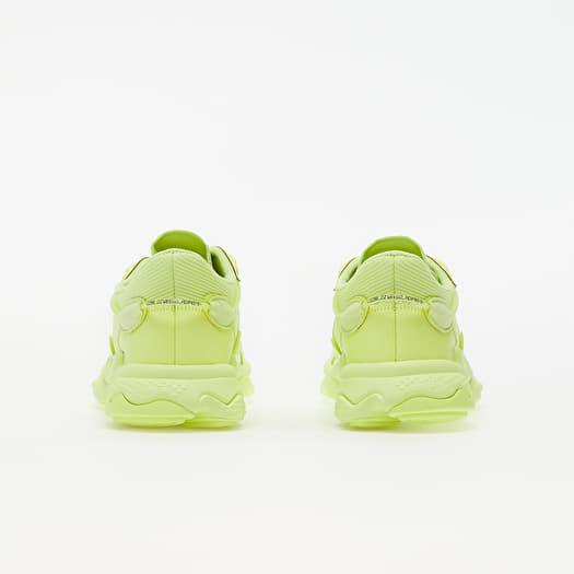 adidas Ozweego Frozen Yellow/ Frozen Yellow/ Frozen Yellow | Footshop